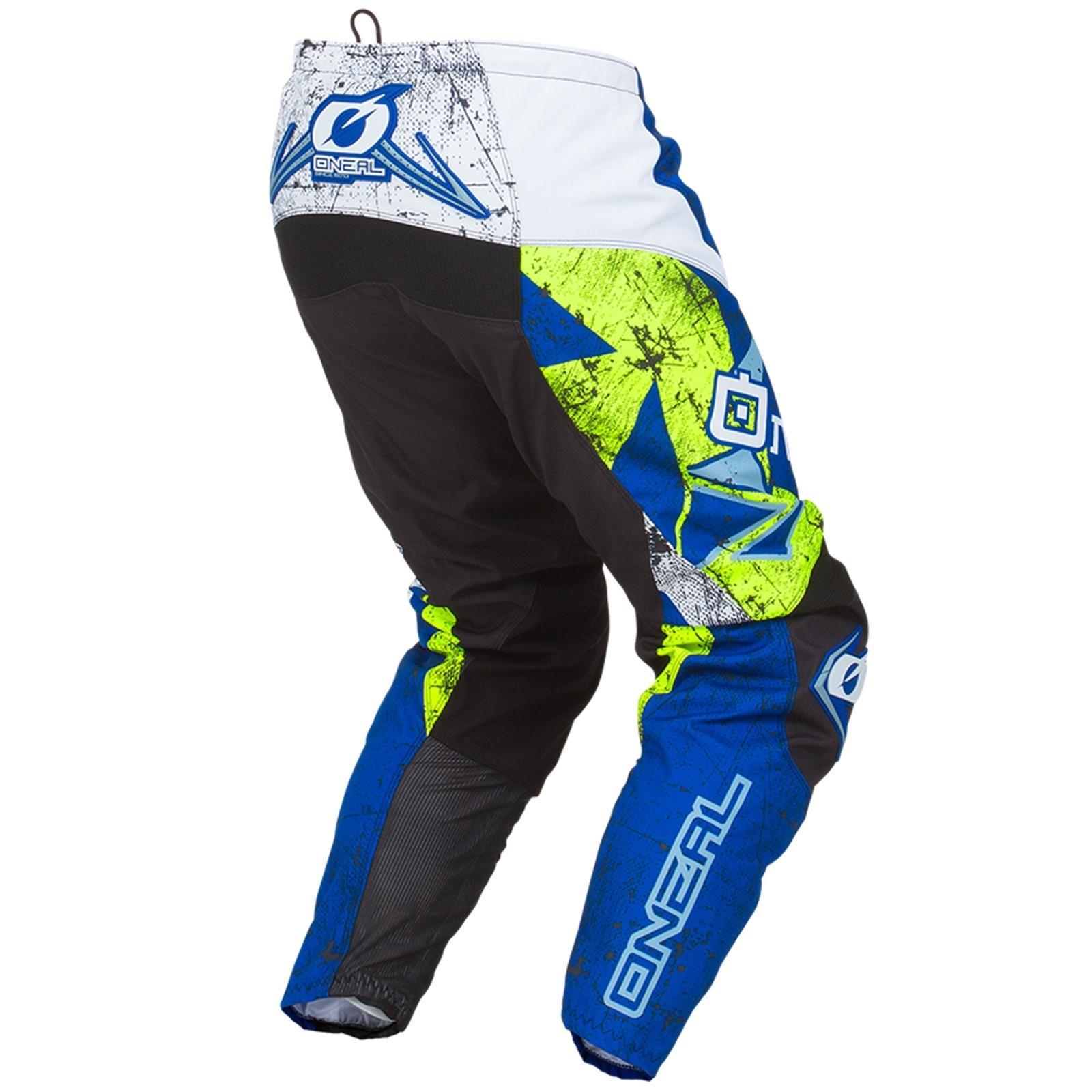 Oneal-elemento-Mayhem-Hardwear-Pants-pantalones-MX-DH-FR-Moto-Cross-Enduro-MTB-moto miniatura 37