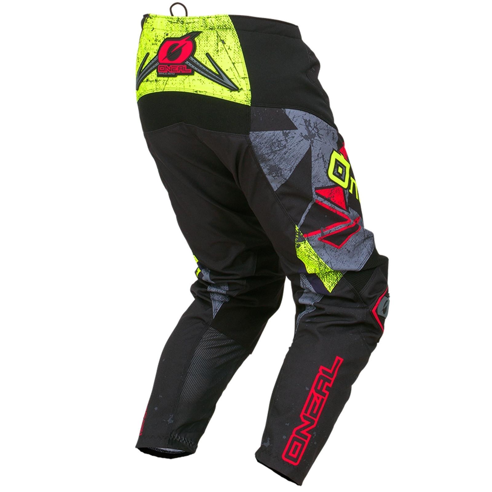 Oneal-elemento-Mayhem-Hardwear-Pants-pantalones-MX-DH-FR-Moto-Cross-Enduro-MTB-moto miniatura 39