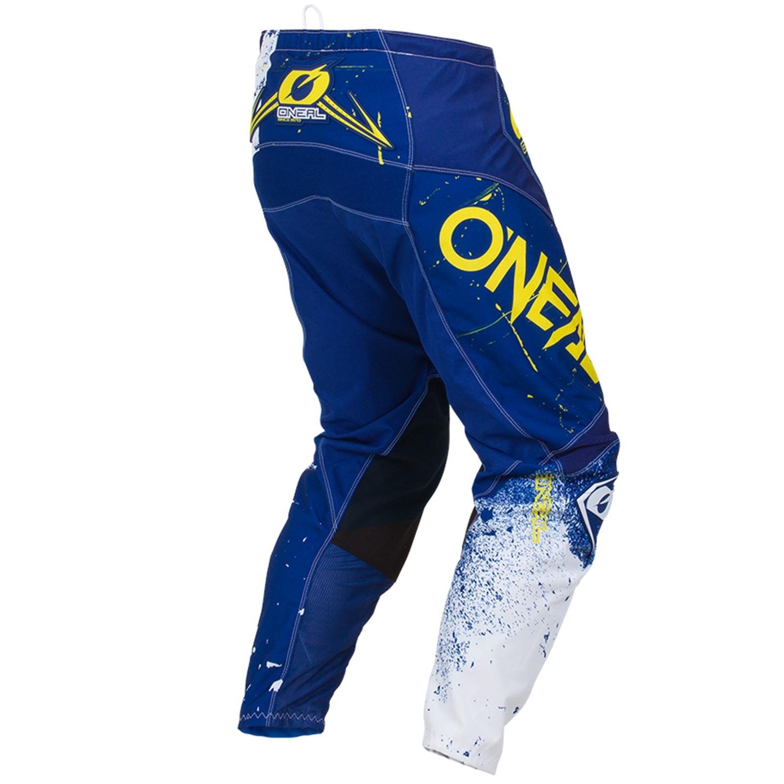 ONeal-pantalones-de-Jersey-de-los-ninos-de-pantalones-cortos-ninos-MX-bicicleta-DH-montana-bicicleta miniatura 111