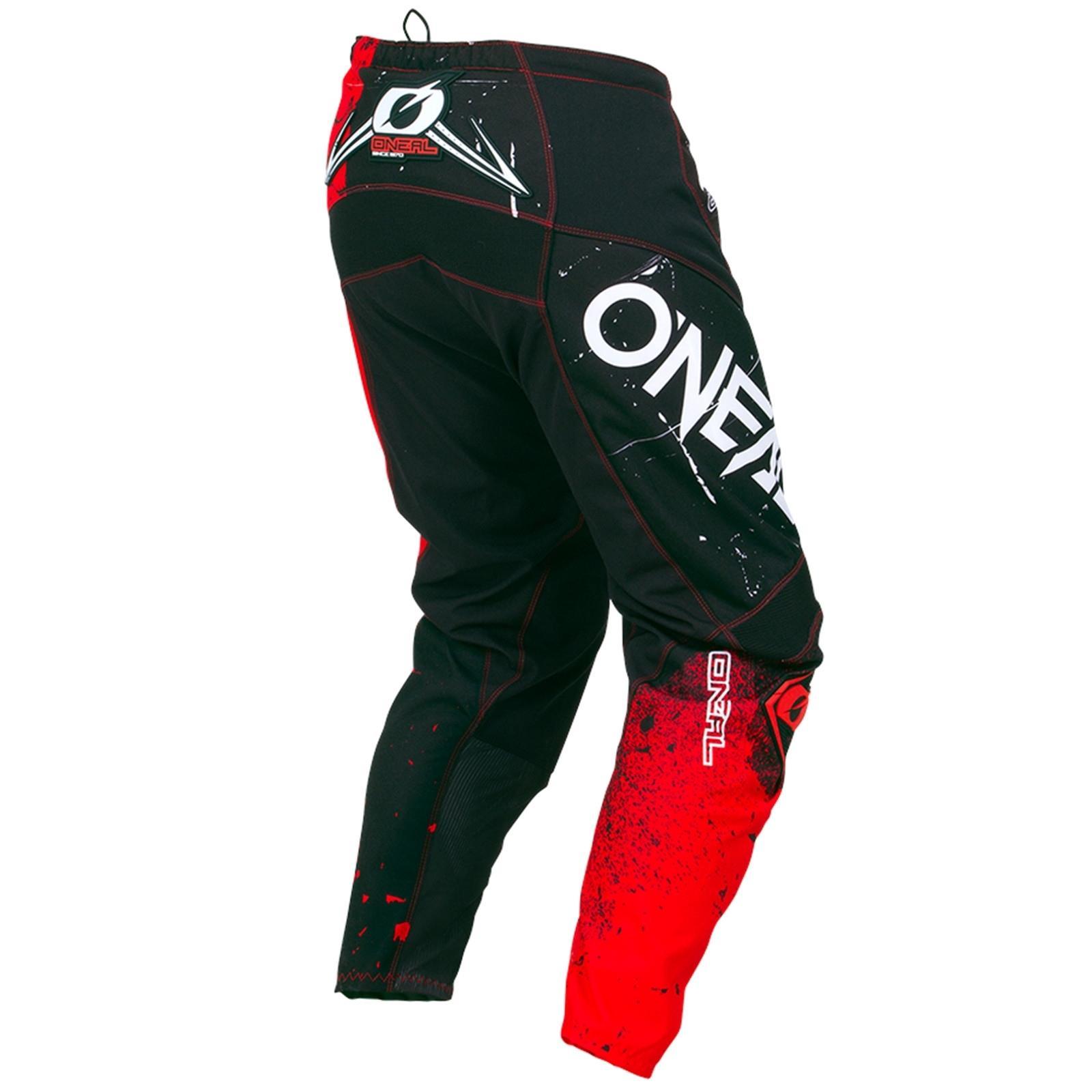 ONeal-pantalones-de-Jersey-de-los-ninos-de-pantalones-cortos-ninos-MX-bicicleta-DH-montana-bicicleta miniatura 119