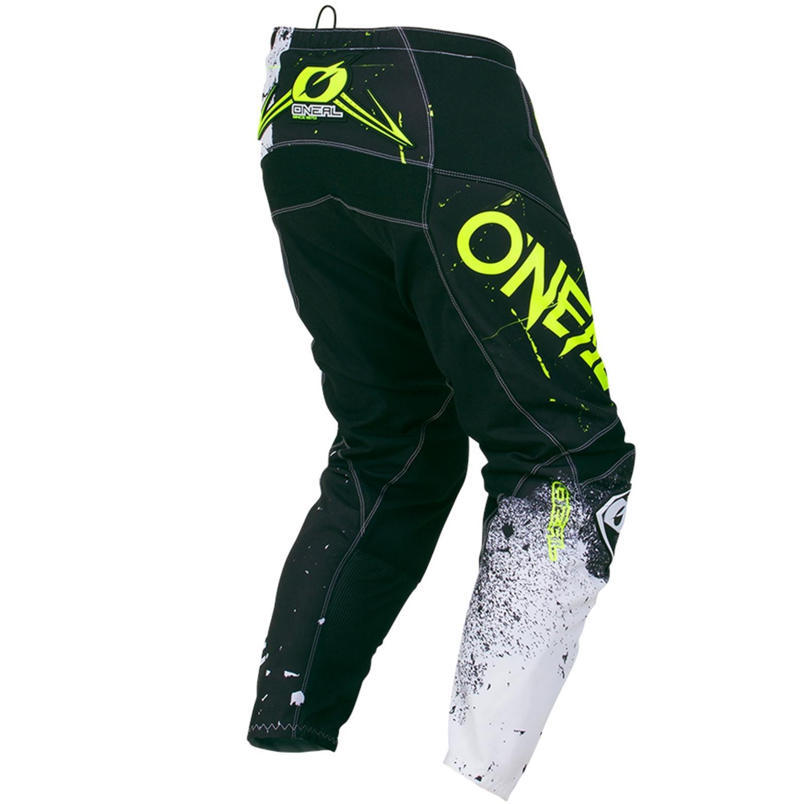 ONeal-pantalones-de-Jersey-de-los-ninos-de-pantalones-cortos-ninos-MX-bicicleta-DH-montana-bicicleta miniatura 123