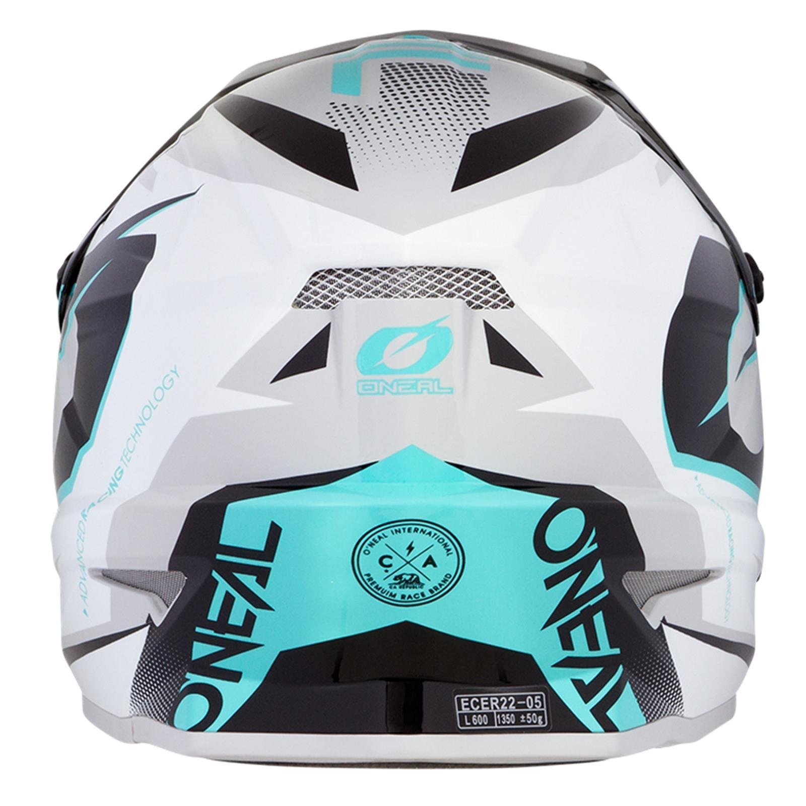 ONeal-Motocross-casco-MX-ENDURO-MOTO-BICI-FUORISTRADA-CROSS-Series-Adventure miniatura 43