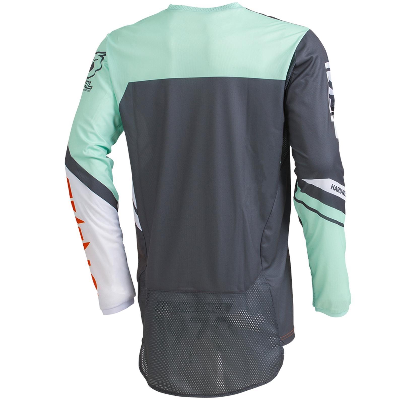 O-039-Neal-elemento-Mayhem-JERSEY-Racewear-Motocross-Maglia-MX-DH-FR-MTB-MOUNTAIN-BIKE miniatura 22