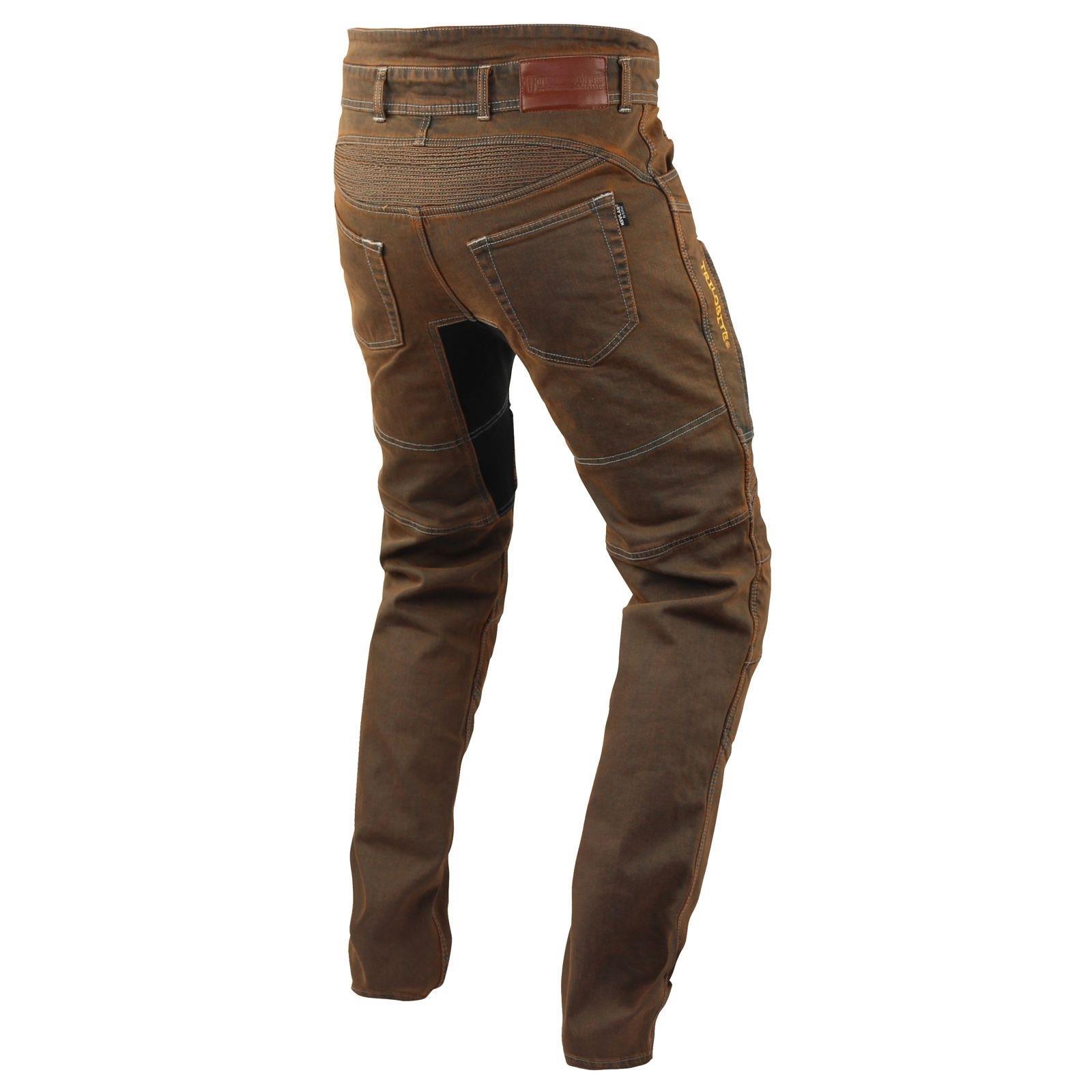 Trilobite-Pantaloni-Moto-Jeans-Abbigliamento-Parado-MICAS-URBAN-DUAL-PANTS-ACID miniatura 108