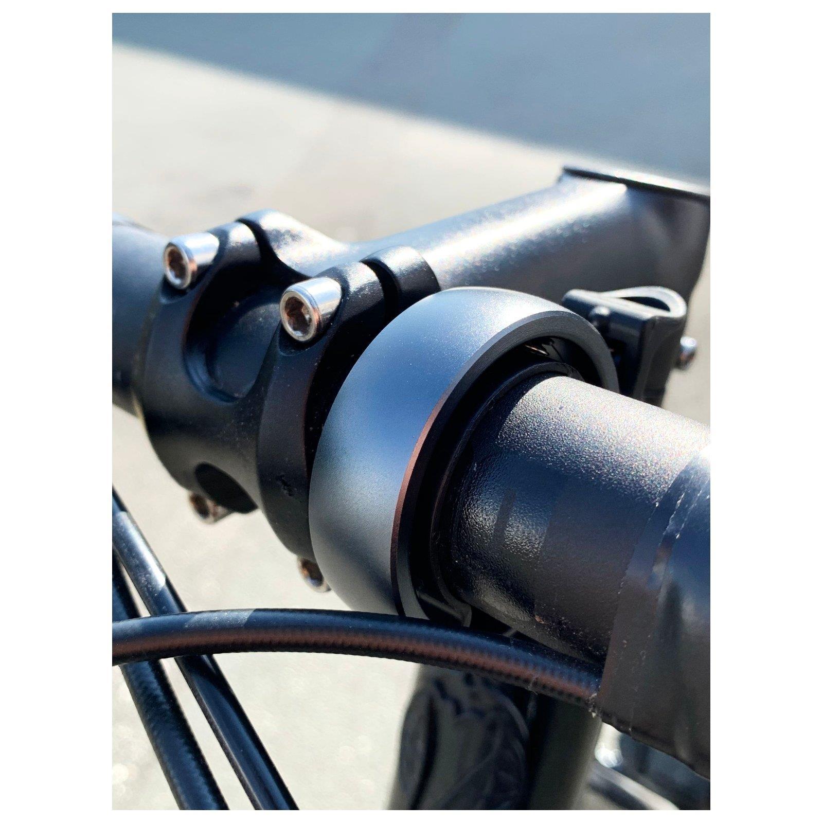Knog Oi Classic Groß Fahrrad Klingel 23,8-31,8mm Bike Bell Glocke Design Slim