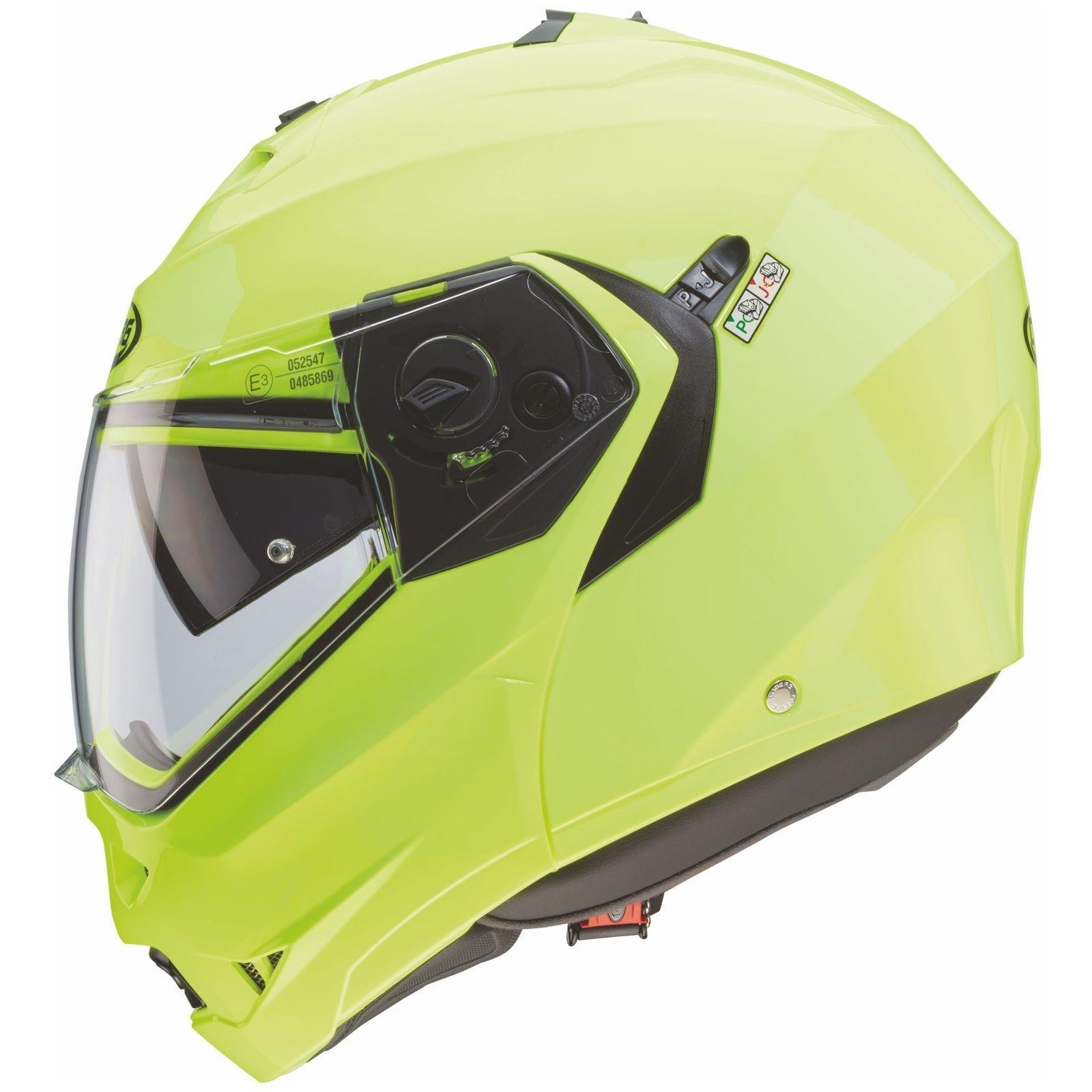 Caberg-Klapp-Helm-Duke-II-2-Motorrad-Belueftet-Sonnenblende-Pinlock-Visier-Jet Indexbild 24