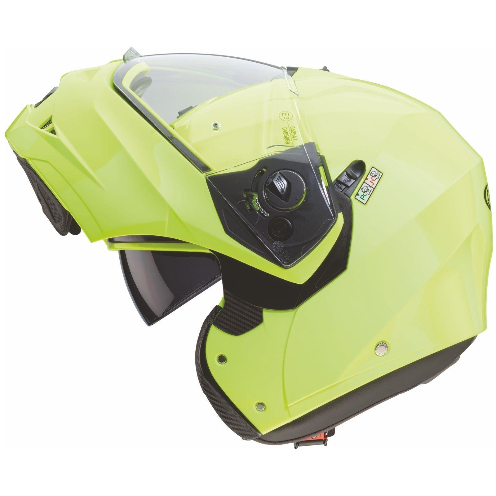 Caberg-Klapp-Helm-Duke-II-2-Motorrad-Belueftet-Sonnenblende-Pinlock-Visier-Jet Indexbild 25
