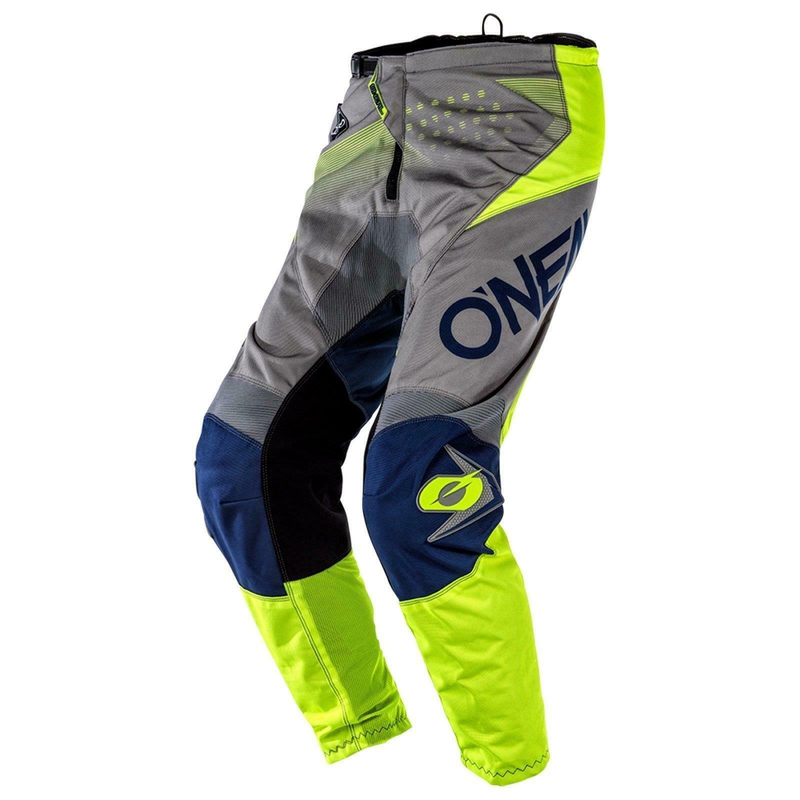 ONeal Mayhem Lite Blocker MX Moto Cross Hose Pant Enduro Mountainbike MTB AM