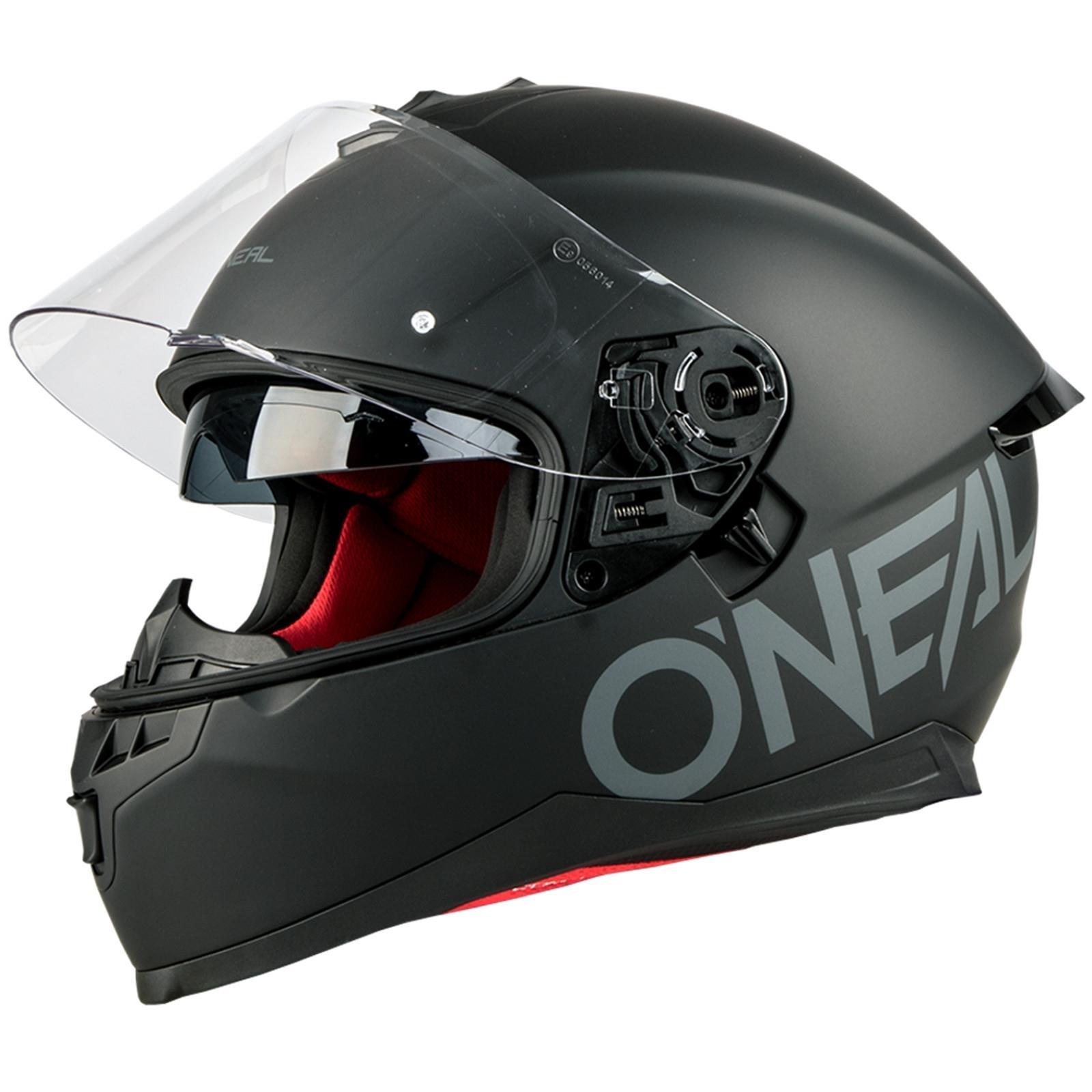 O/'Neal Challenger Crank Motorrad Helm Sonnenvisier Pinlock Straße Integral