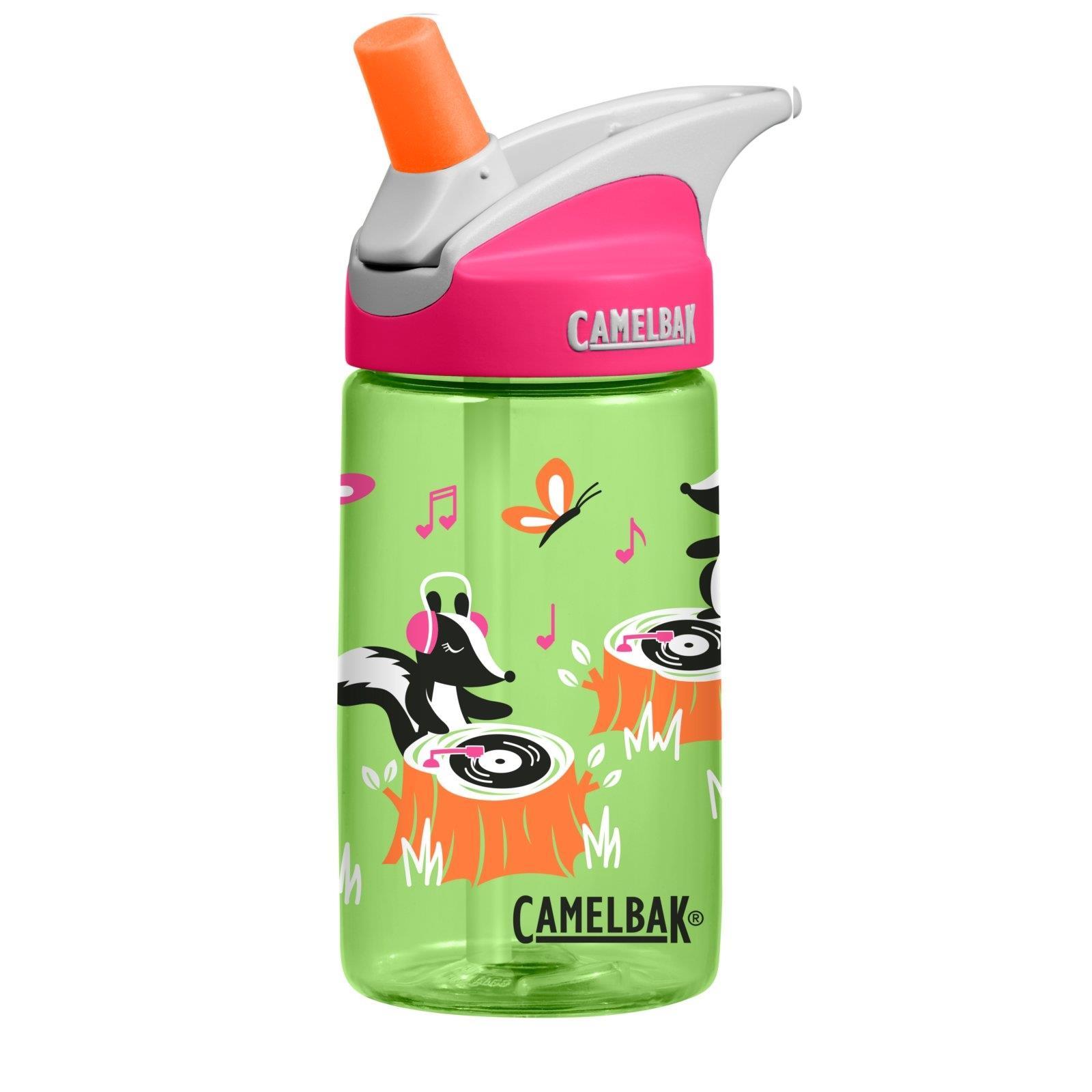 camelbak kinder wasserflasche eddy kids 400ml trinkflasche flasche auslaufsicher ebay. Black Bedroom Furniture Sets. Home Design Ideas
