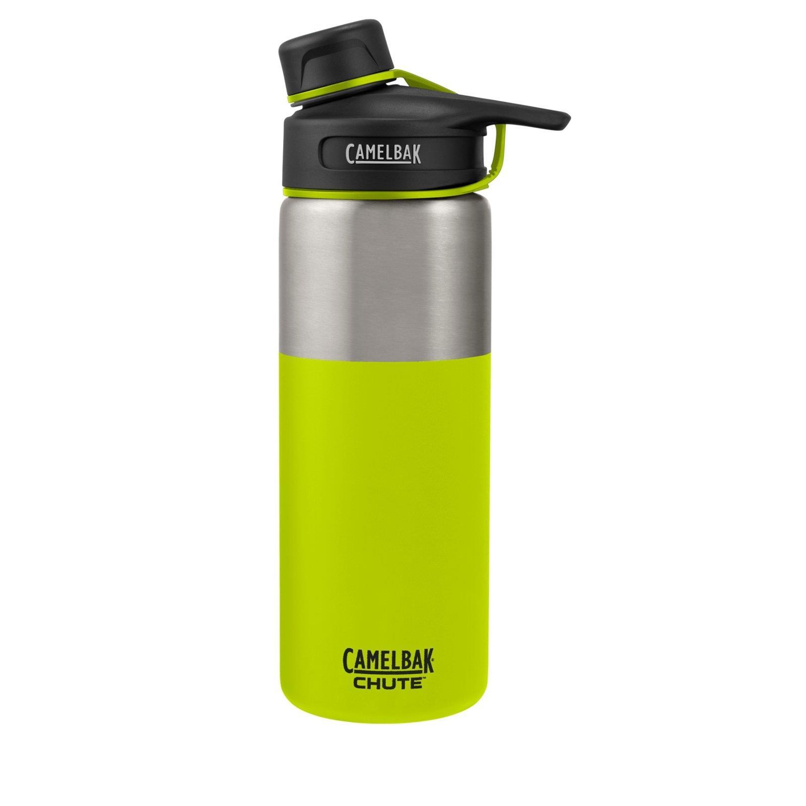Camelbak-Trink-Isolier-Flasche-Chute-Vacuum-Thermo-Becher-Kanne-Outdoor Indexbild 22