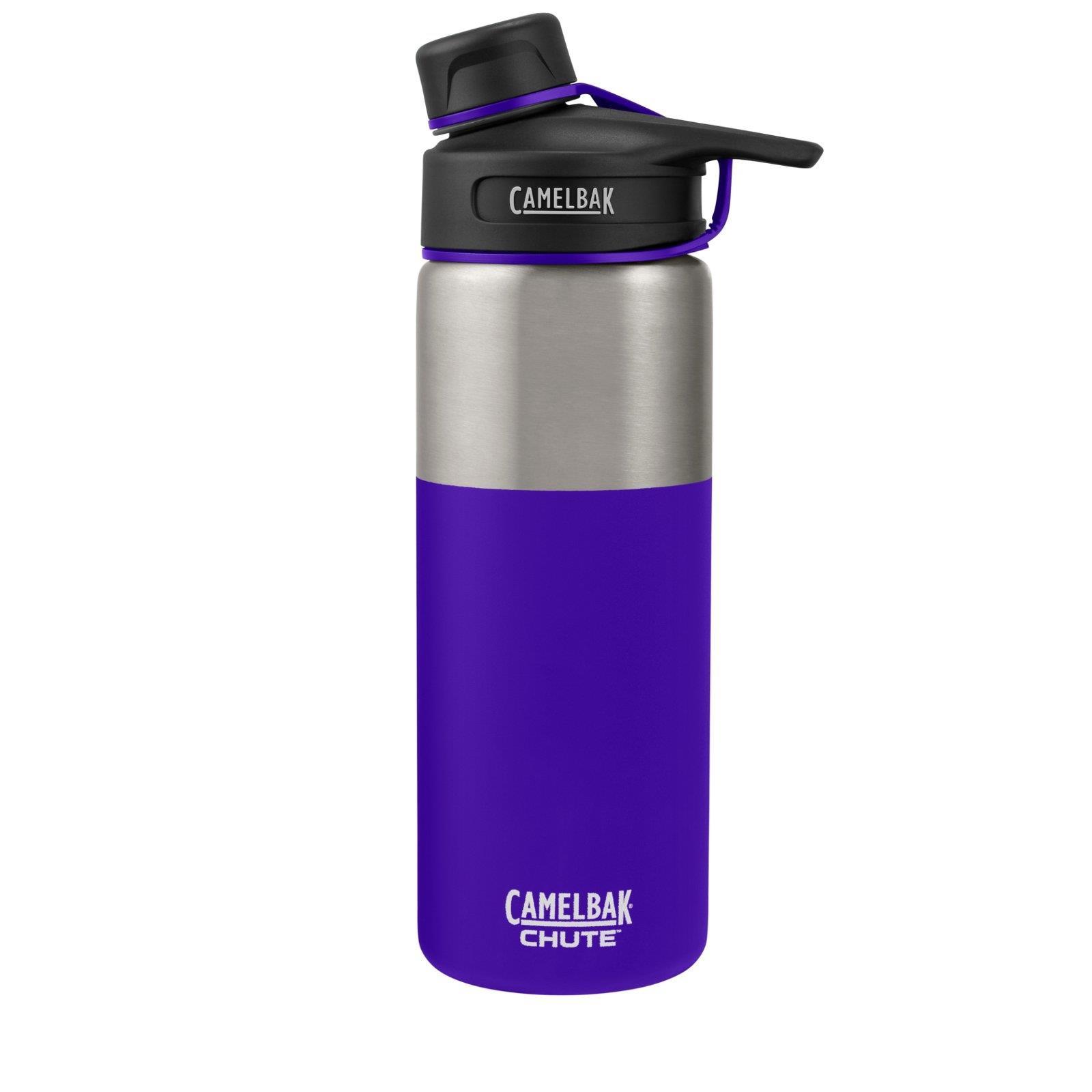 Camelbak-Trink-Isolier-Flasche-Chute-Vacuum-Thermo-Becher-Kanne-Outdoor Indexbild 24