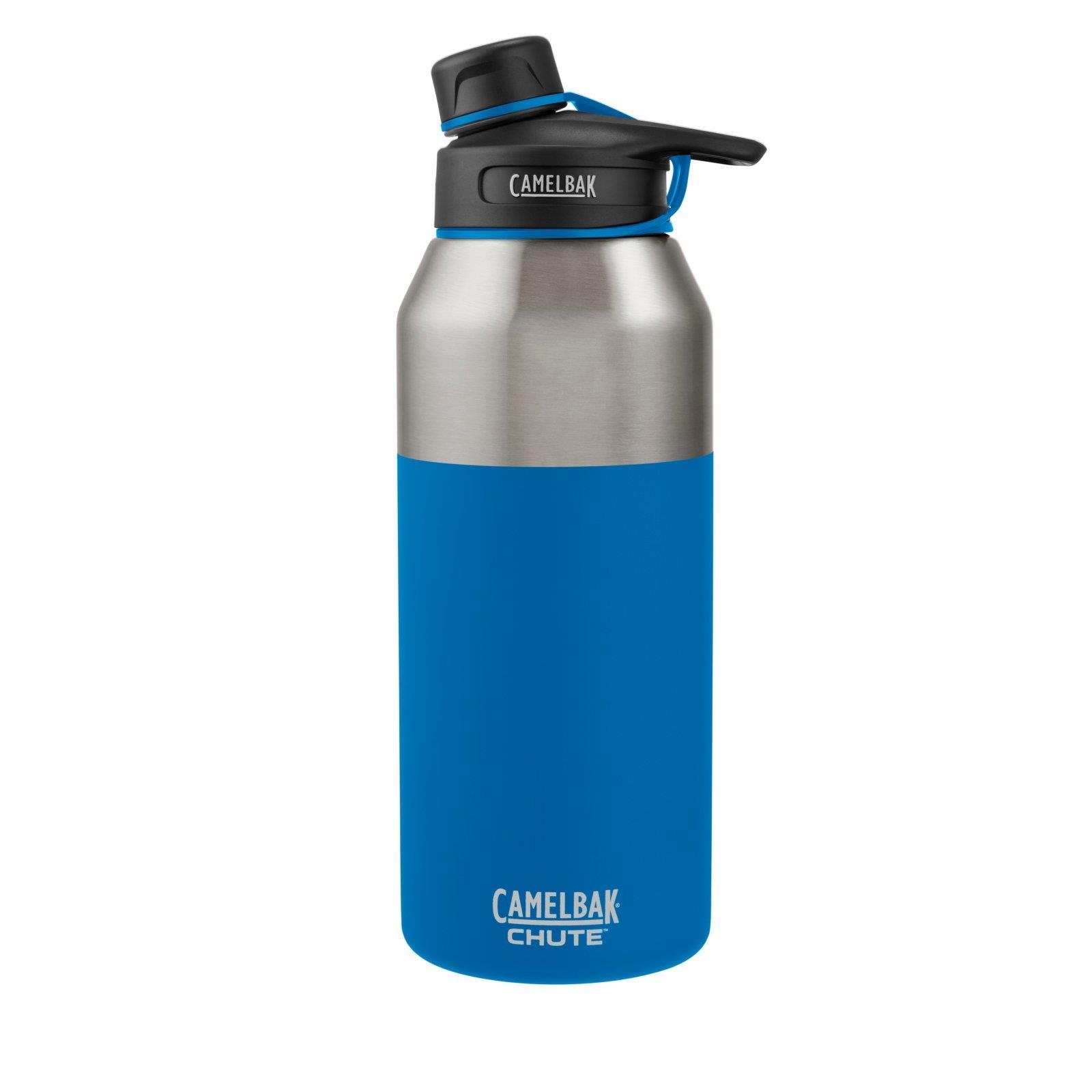 Camelbak-Trink-Isolier-Flasche-Chute-Vacuum-Thermo-Becher-Kanne-Outdoor Indexbild 25