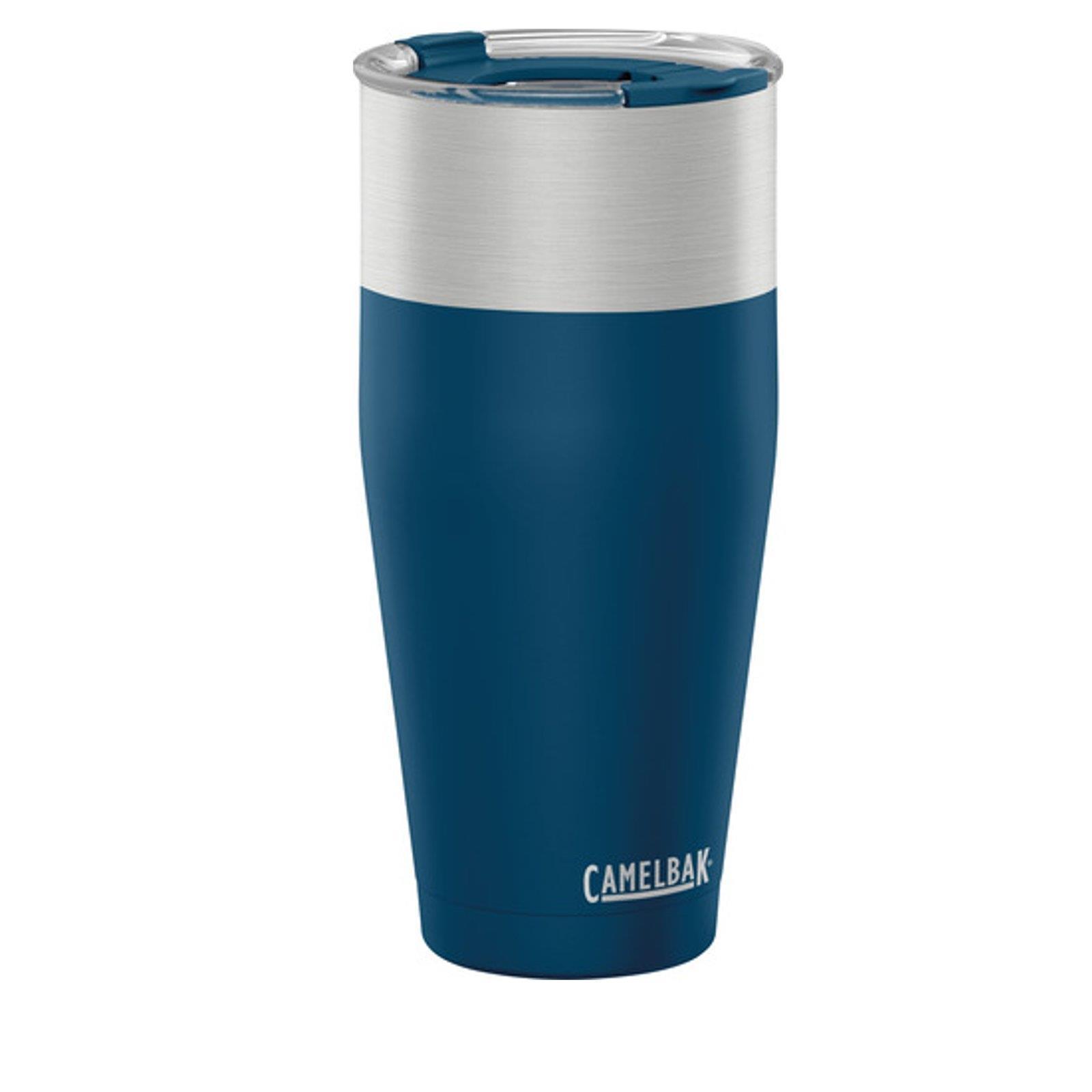 Camelbak-Kickbak-Edelstahl-Thermo-Trink-Auto-Becher-600ml-900ml-Isoliert-Kaffee Indexbild 2