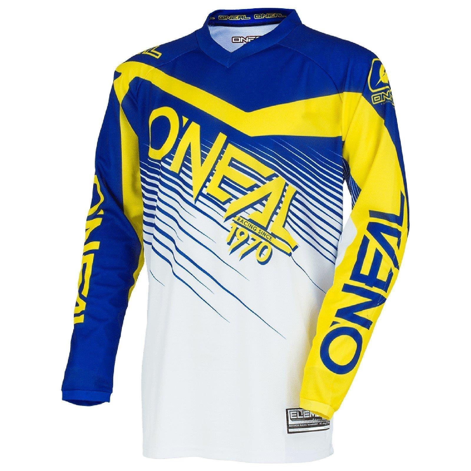 Elemento-oNeal-racewear-Jersey-pantalones-a-ninos-adulto-Motocross-Enduro-downhill miniatura 21