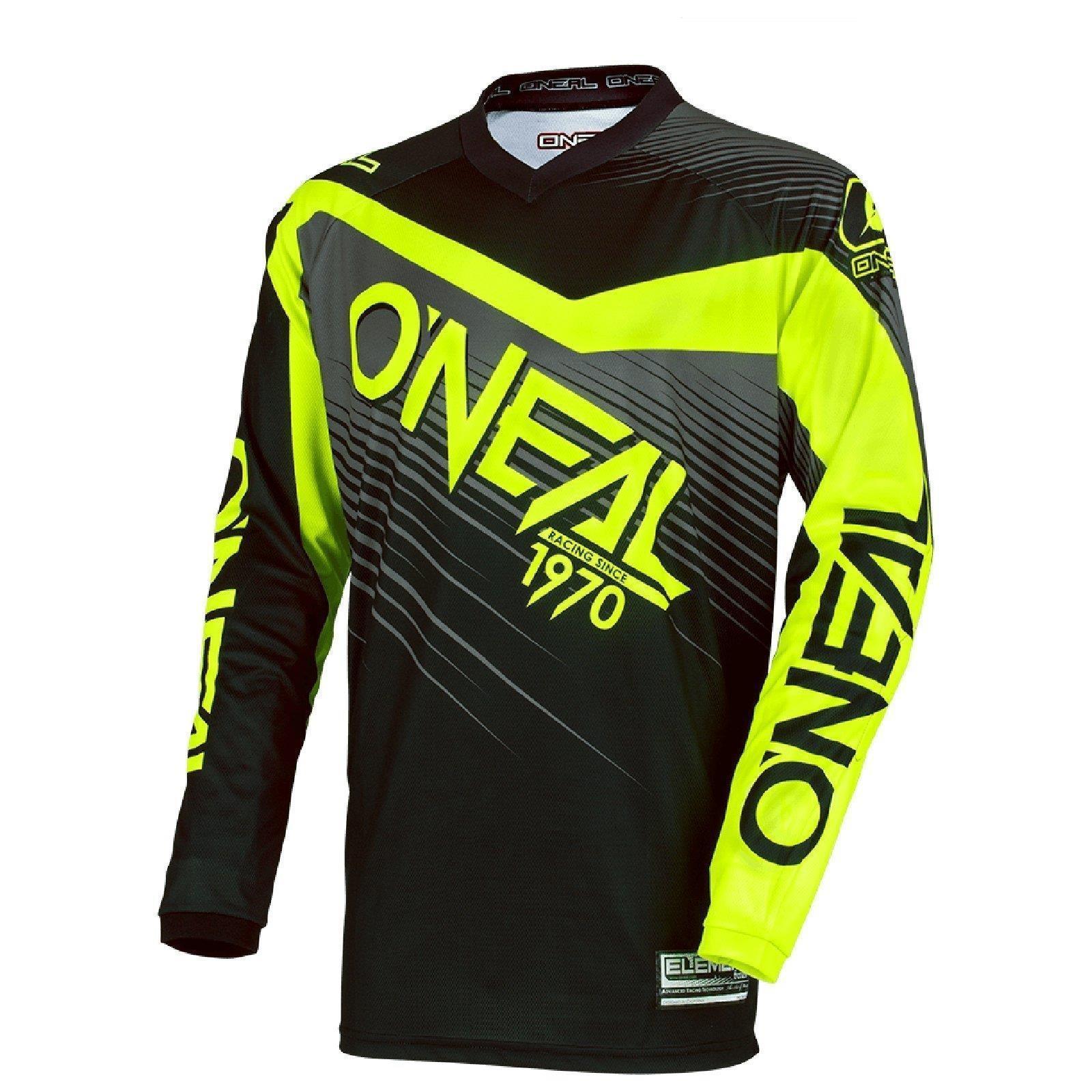 Elemento-oNeal-racewear-Jersey-pantalones-a-ninos-adulto-Motocross-Enduro-downhill miniatura 18