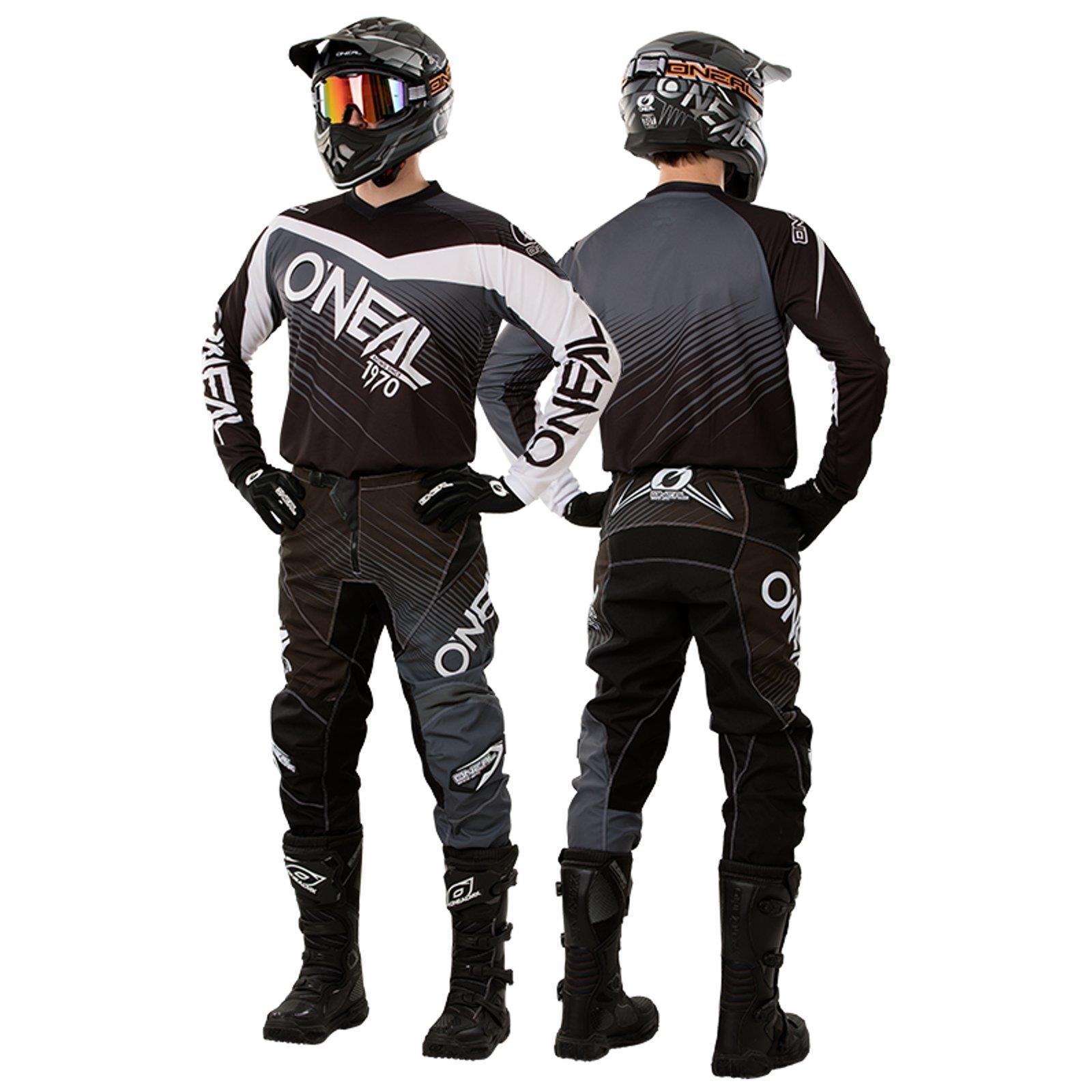 ONeal Element Element ONeal Racewear Jersey Hose Erwachsene Kinder Motocross Downhill Enduro 6313bc