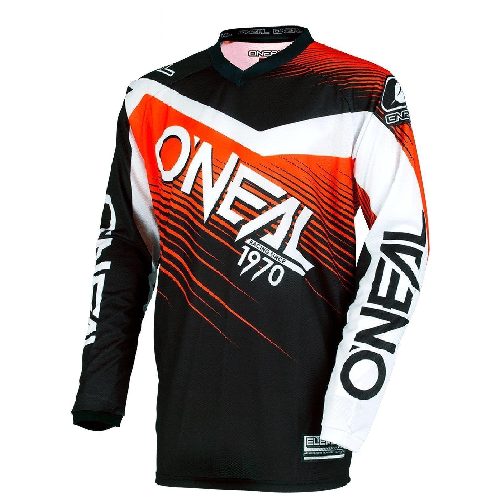 Elemento-oNeal-racewear-Jersey-pantalones-a-ninos-adulto-Motocross-Enduro-downhill miniatura 12