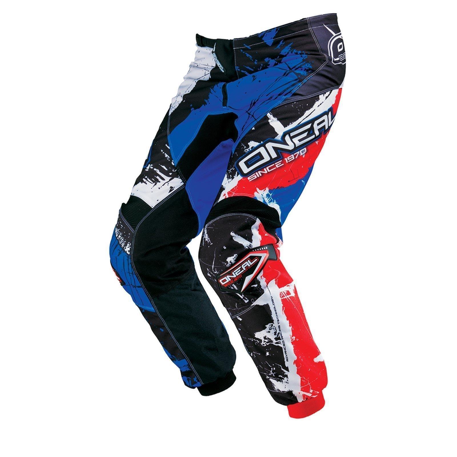 Oneal-elemento-ninos-MX-Jersey-pantalones-Shocker-Moto-Cross-Enduro-Mountainbike-MTB miniatura 15