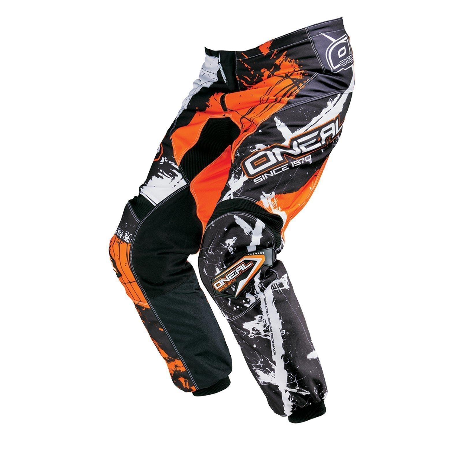 Oneal-elemento-ninos-MX-Jersey-pantalones-Shocker-Moto-Cross-Enduro-Mountainbike-MTB miniatura 17