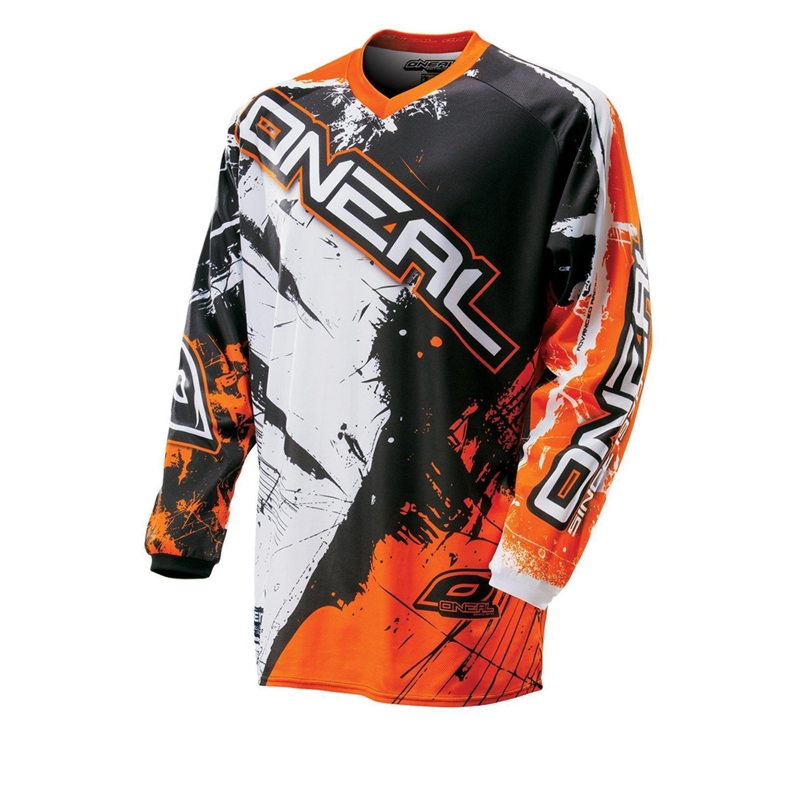 Oneal-elemento-ninos-MX-Jersey-pantalones-Shocker-Moto-Cross-Enduro-Mountainbike-MTB miniatura 13