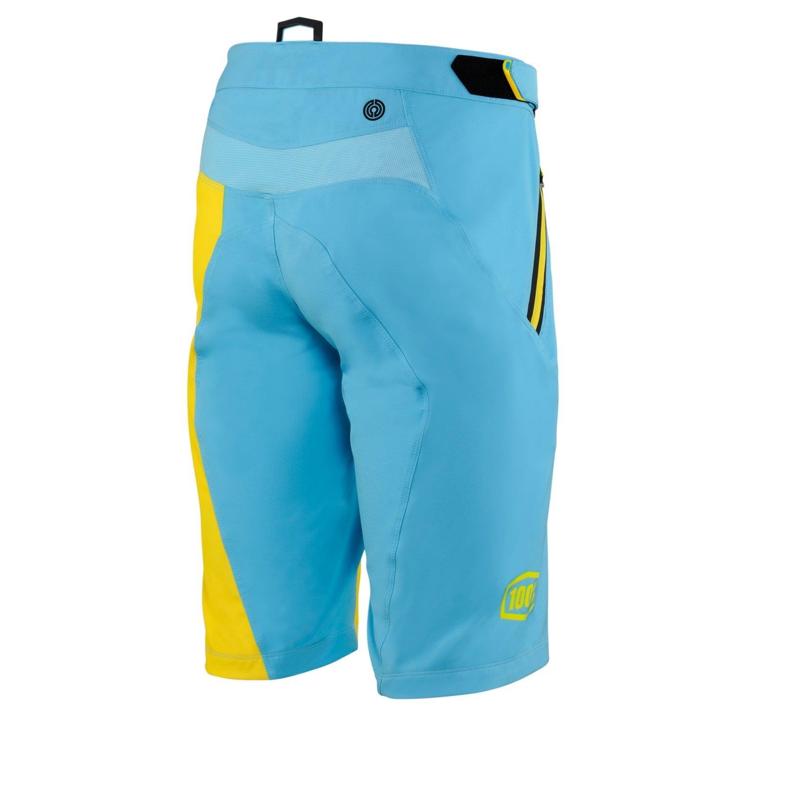 100/% Pour Cent Short Pantalon All Mountain Bike Trail Enduro Vélo MTB BMX Pant