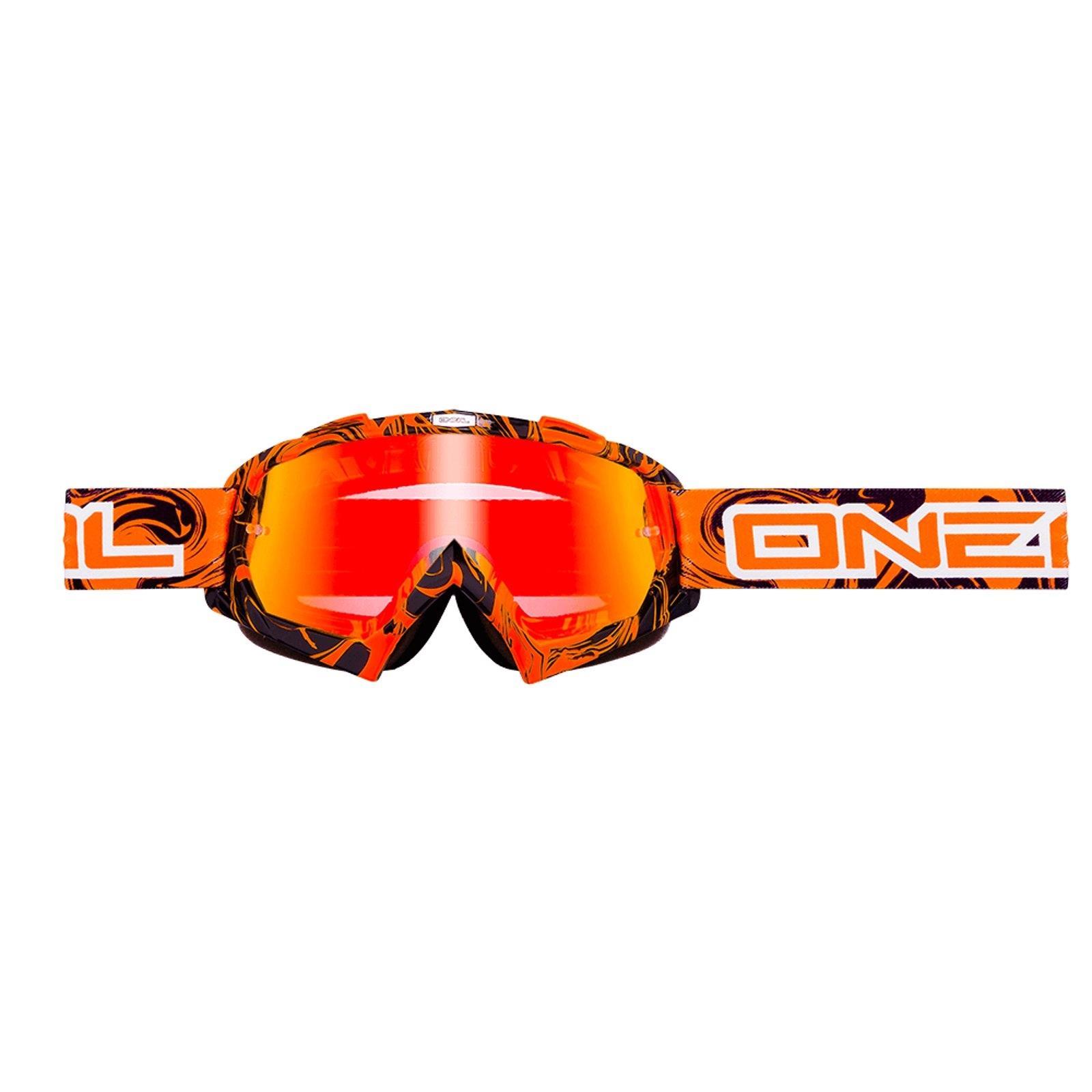 O-039-Neal-Crossbrille-Goggle-MOTOCROSS-DOWNHILL-MX-MTB-DH-b1-b2-b30-B-Zero-B-Flex miniatura 10