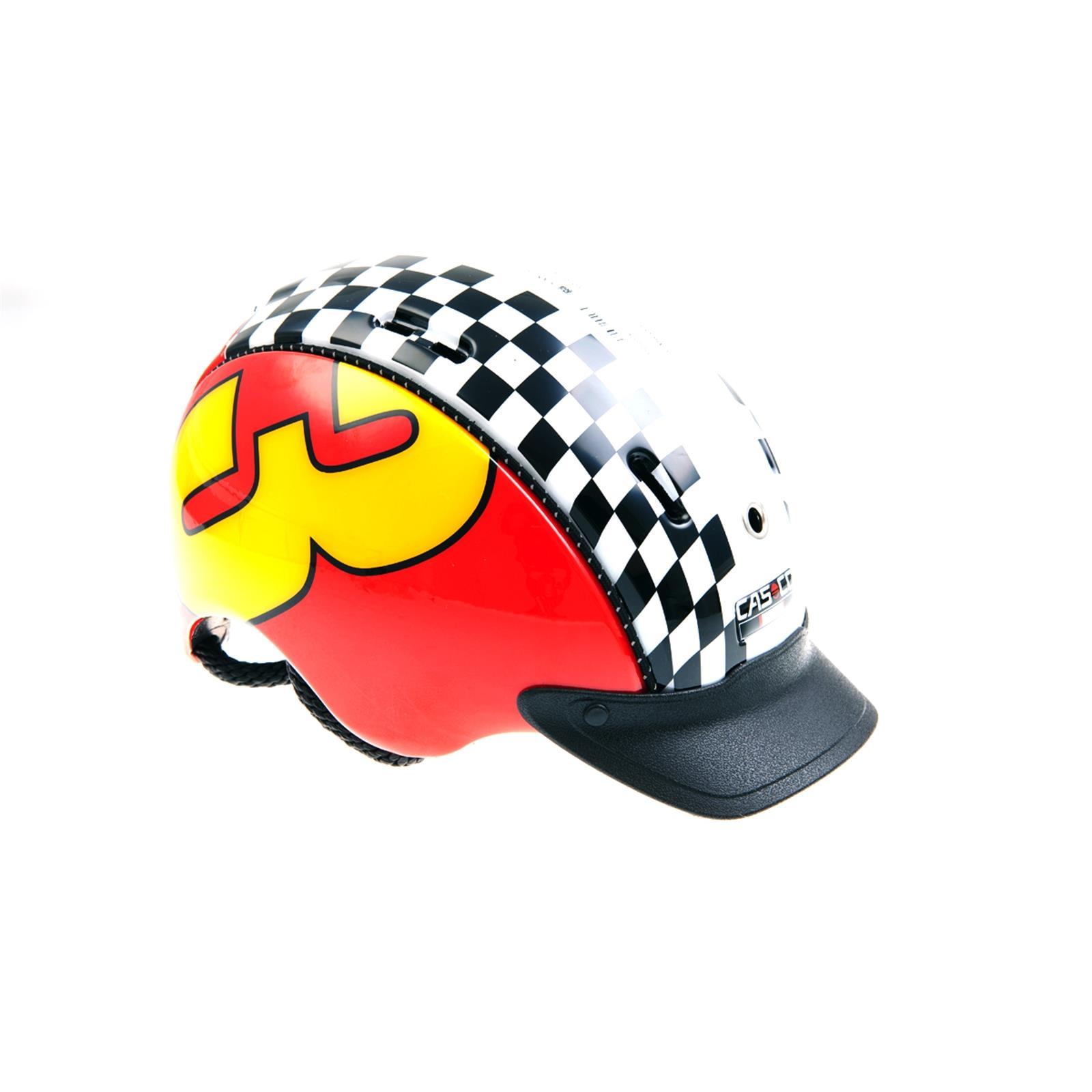 CASCO Mini Generation Racer 3 Kinder Helm Kids