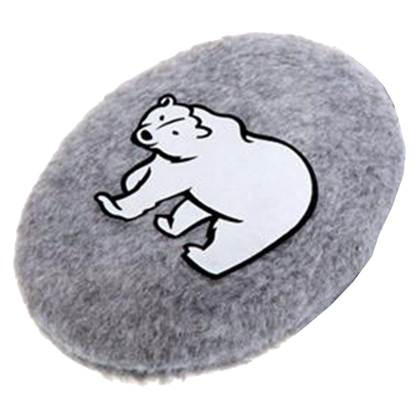Eisbär grau
