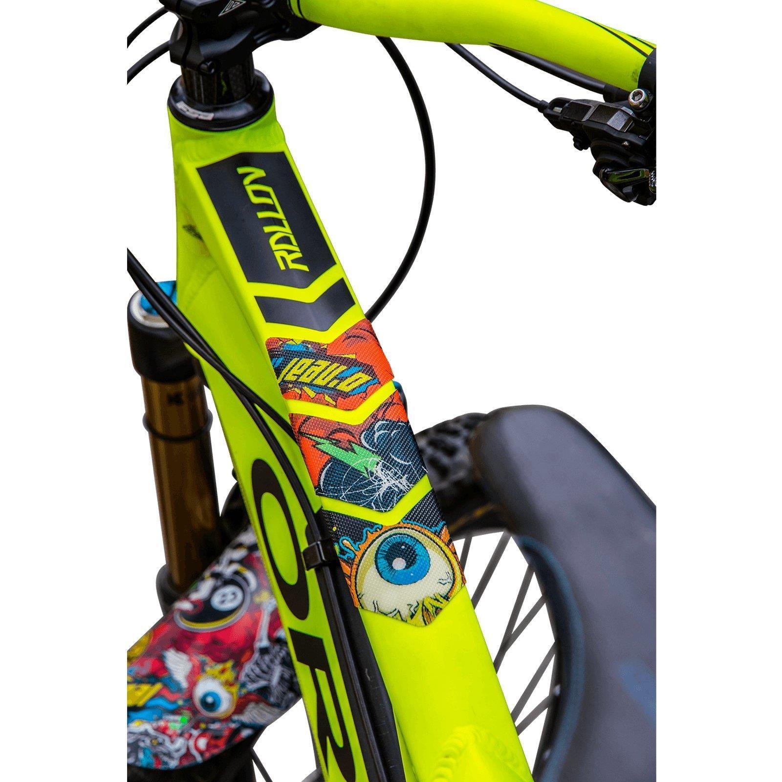 Azonic Frame Guards Kettenstreben Rahmen Schutz Dekor Fahrrad ...