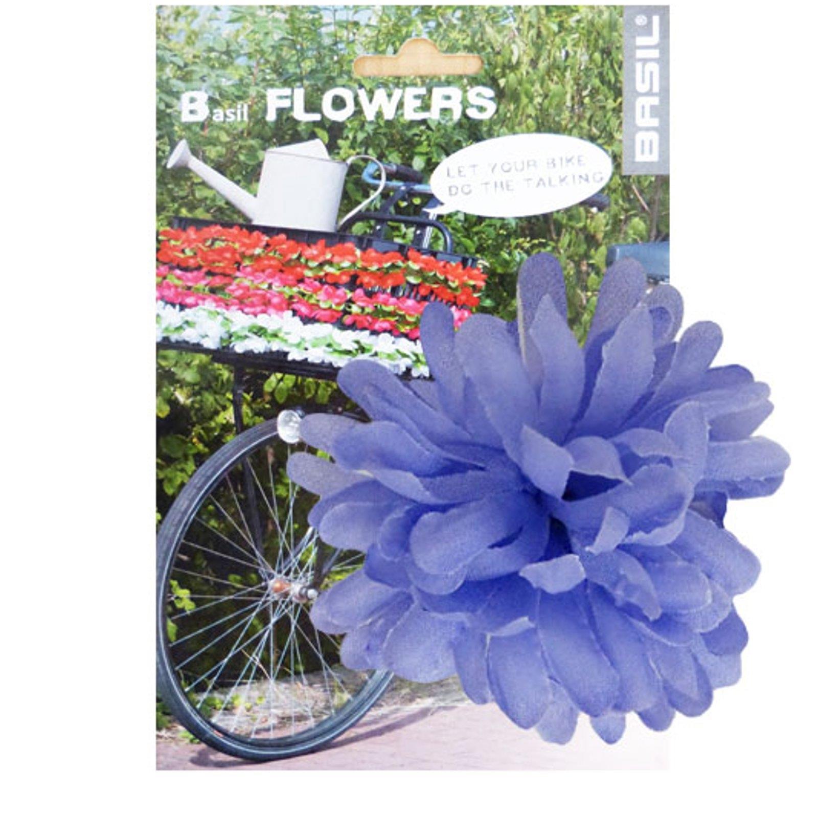 Basil flower dahlia fahrrad lenkerblume dekoration dekor blume fahrradlenker ebay - Dekoration fahrrad ...