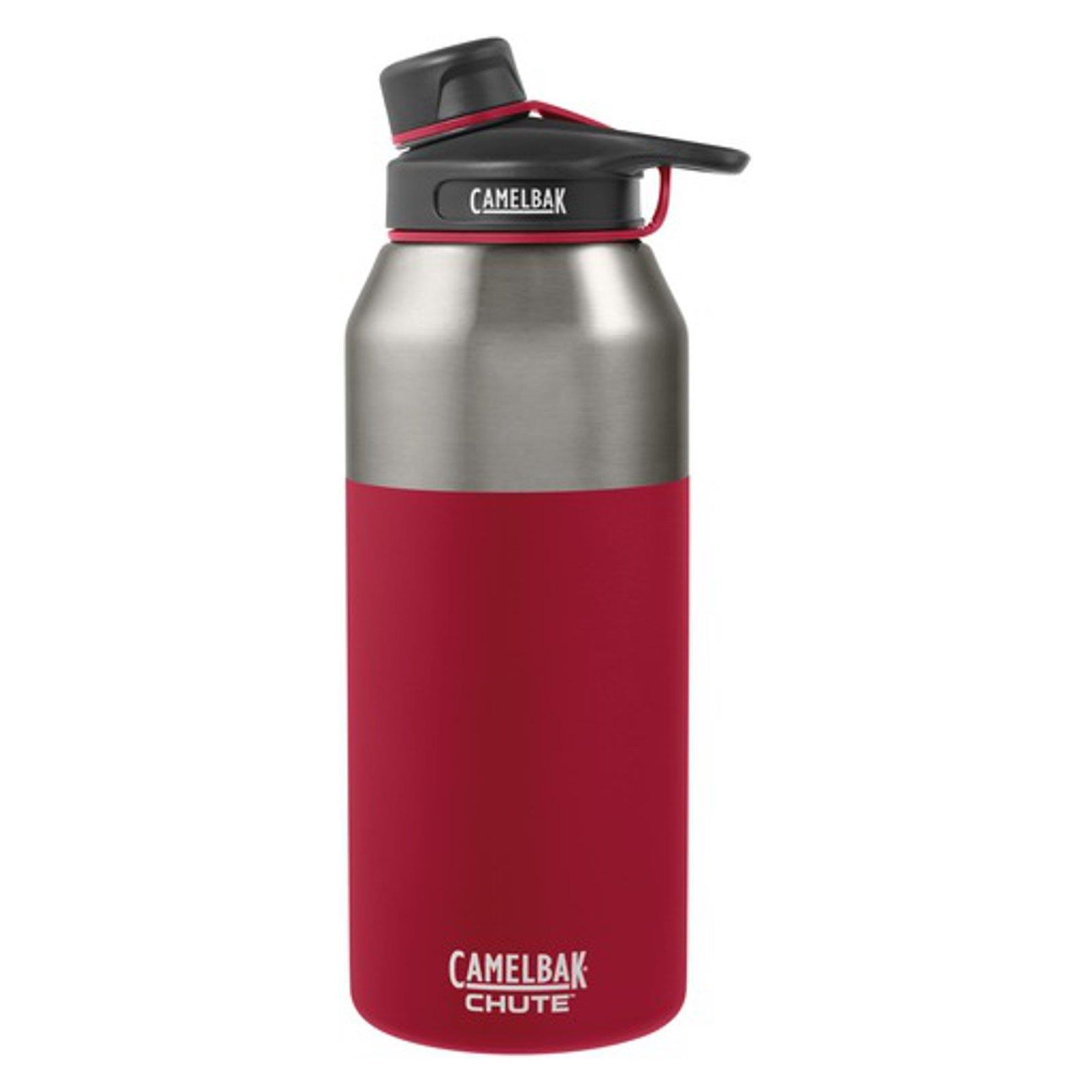 Camelbak-Trink-Isolier-Flasche-Chute-Vacuum-Thermo-Becher-Kanne-Outdoor Indexbild 17