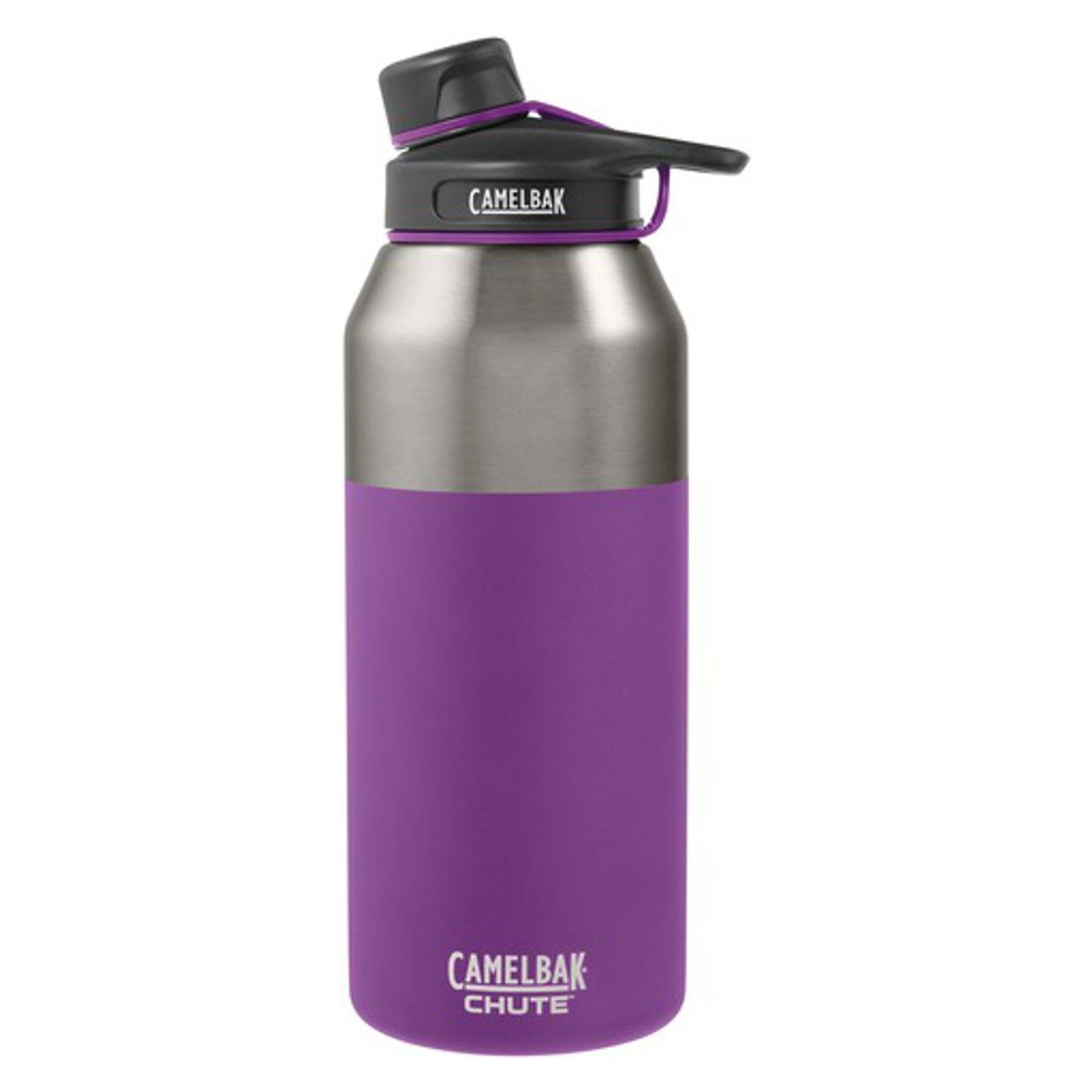 Camelbak-Trink-Isolier-Flasche-Chute-Vacuum-Thermo-Becher-Kanne-Outdoor Indexbild 19