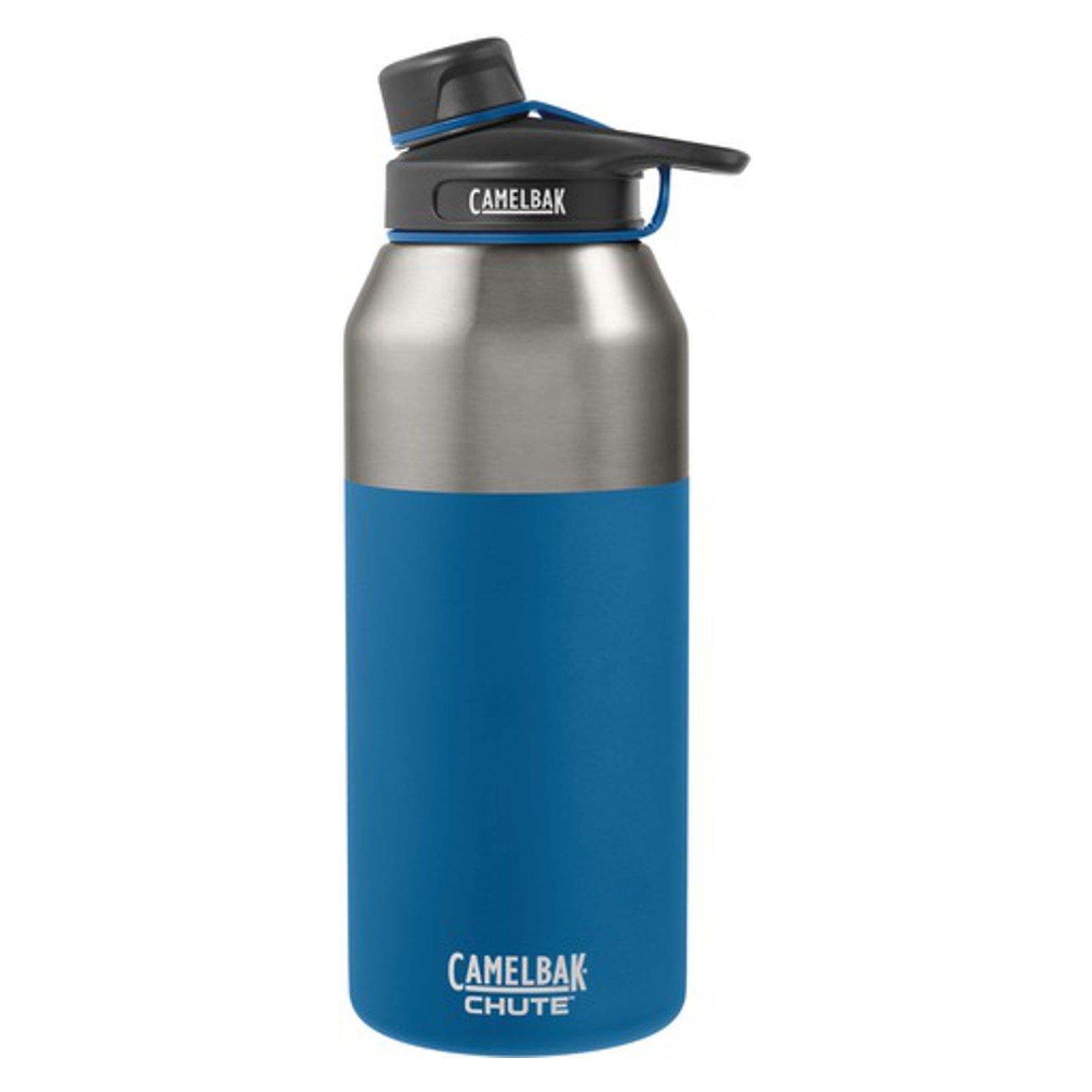 Camelbak-Trink-Isolier-Flasche-Chute-Vacuum-Thermo-Becher-Kanne-Outdoor Indexbild 15