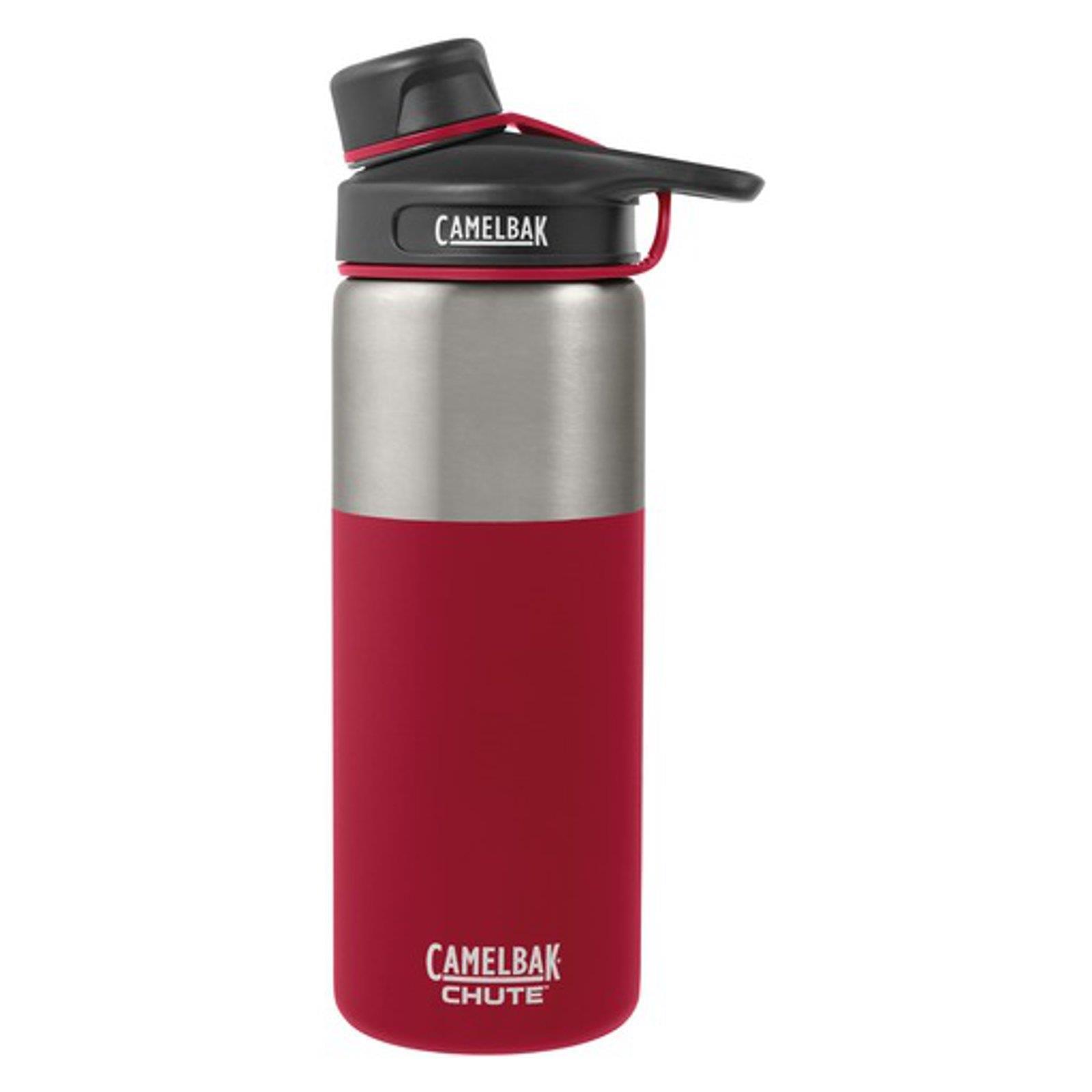 Camelbak-Trink-Isolier-Flasche-Chute-Vacuum-Thermo-Becher-Kanne-Outdoor Indexbild 16