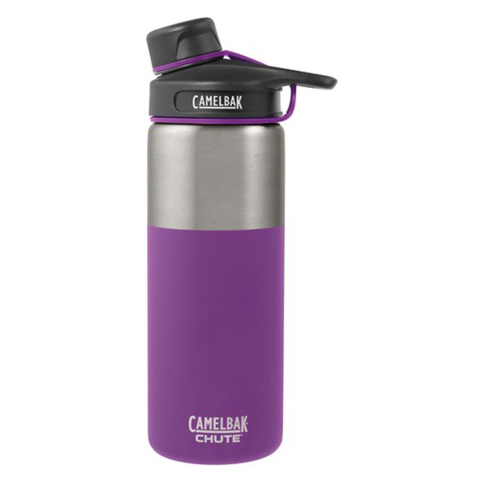 Camelbak-Trink-Isolier-Flasche-Chute-Vacuum-Thermo-Becher-Kanne-Outdoor Indexbild 18