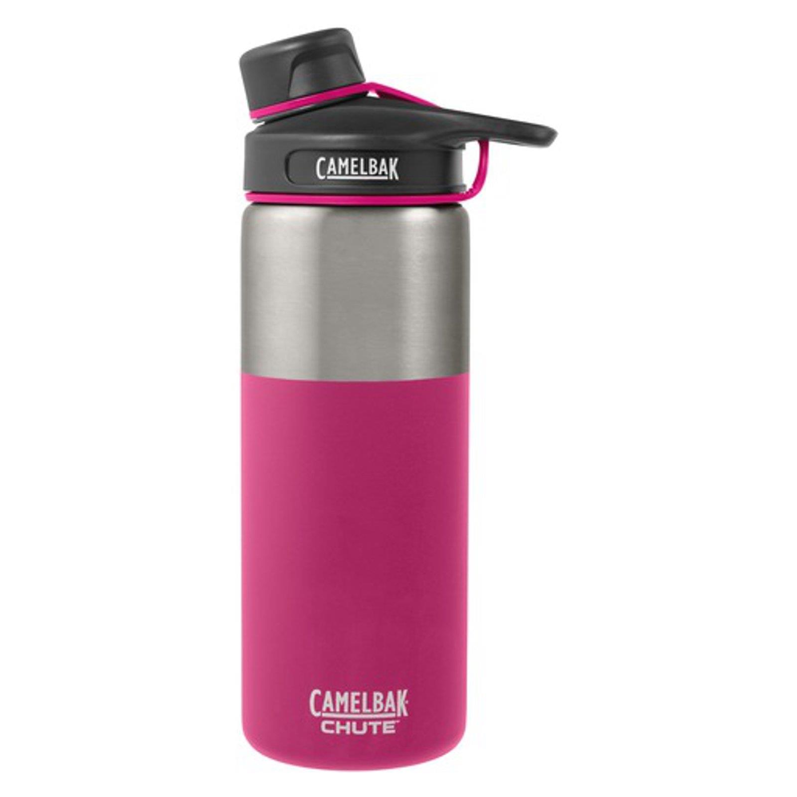 Camelbak-Trink-Isolier-Flasche-Chute-Vacuum-Thermo-Becher-Kanne-Outdoor Indexbild 20