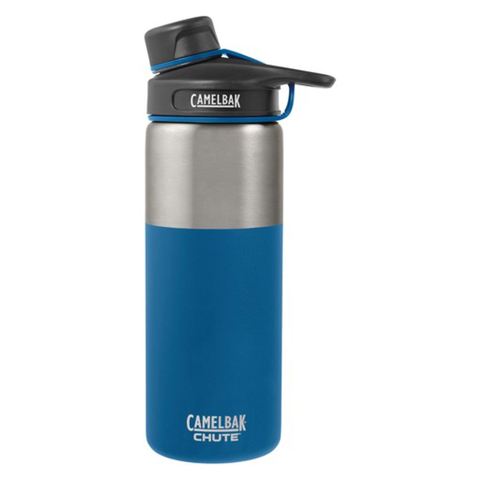 Camelbak-Trink-Isolier-Flasche-Chute-Vacuum-Thermo-Becher-Kanne-Outdoor Indexbild 14
