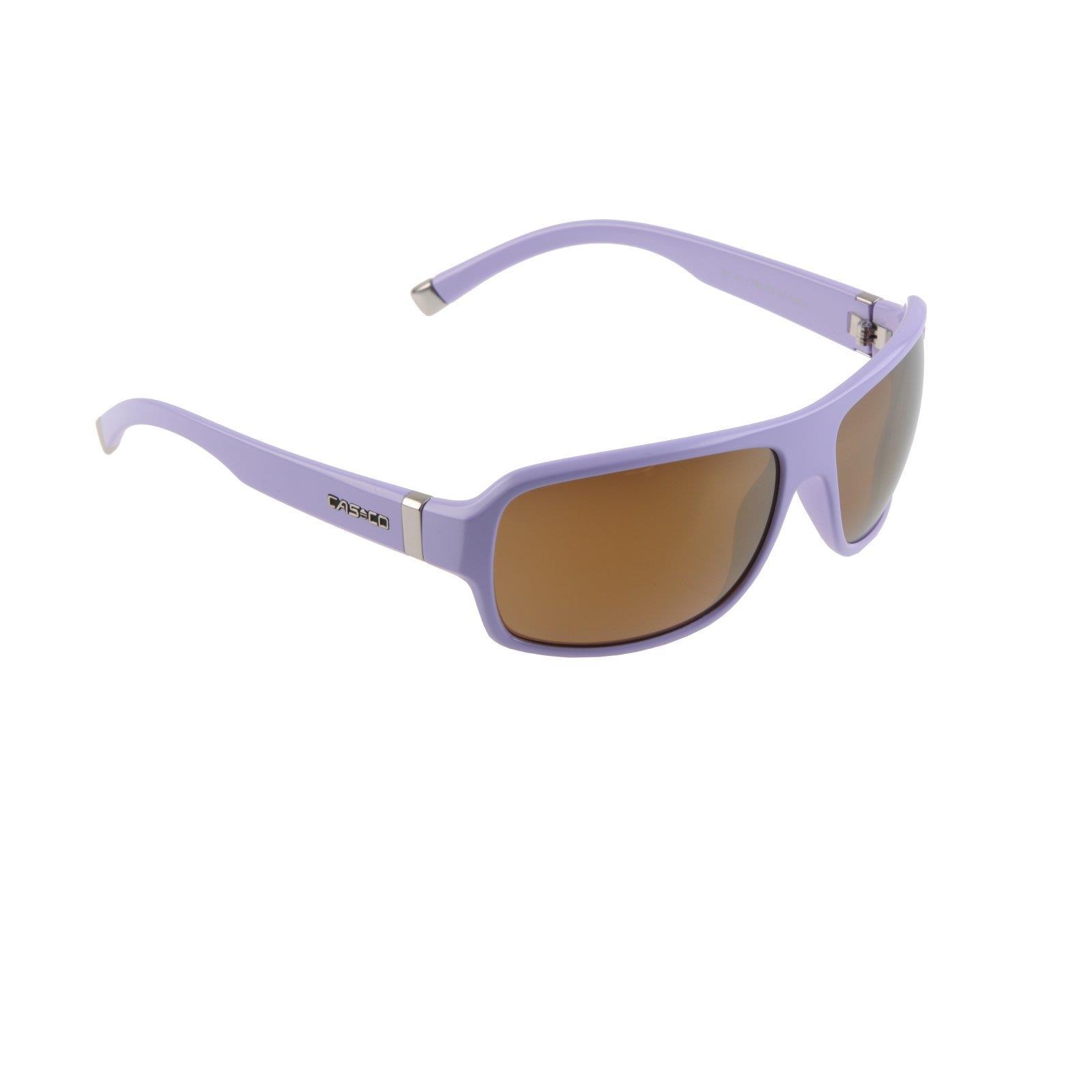 CASCO Sportbrille SX-61 Polarized Sonnenbrille Fahrrad Snowboard reflexionsarm PtDV3ruEW