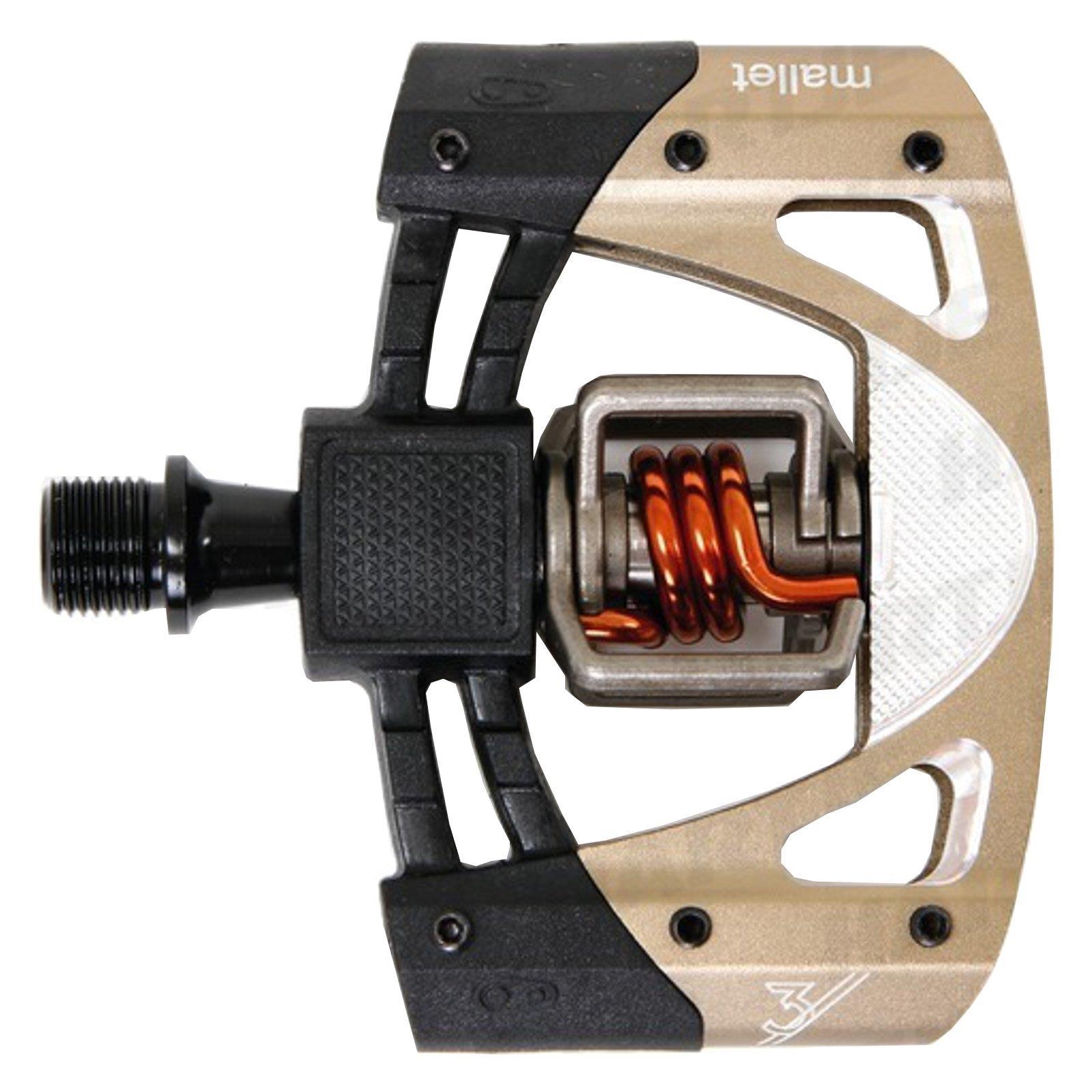 Crankbrothers DOWNHILL DOWNHILL DOWNHILL sistema PEDALI MALLET 3 CICLISMO FLAT Pedali Bicicletta Pedali 642d4a