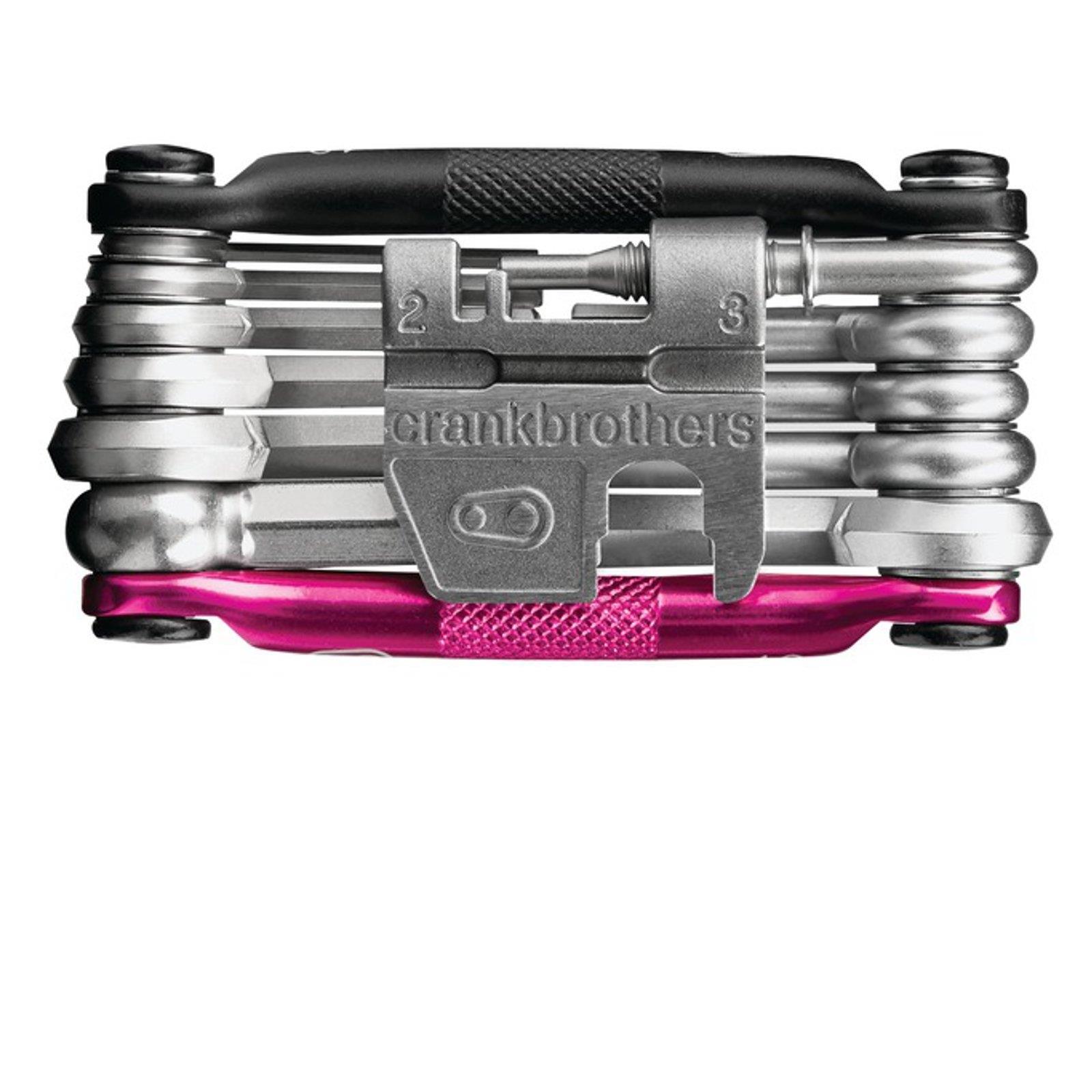 Crankbrothers-herramienta-multifuncional-17-pzas-multi-herramienta-bicicleta-herramienta-multi miniatura 7