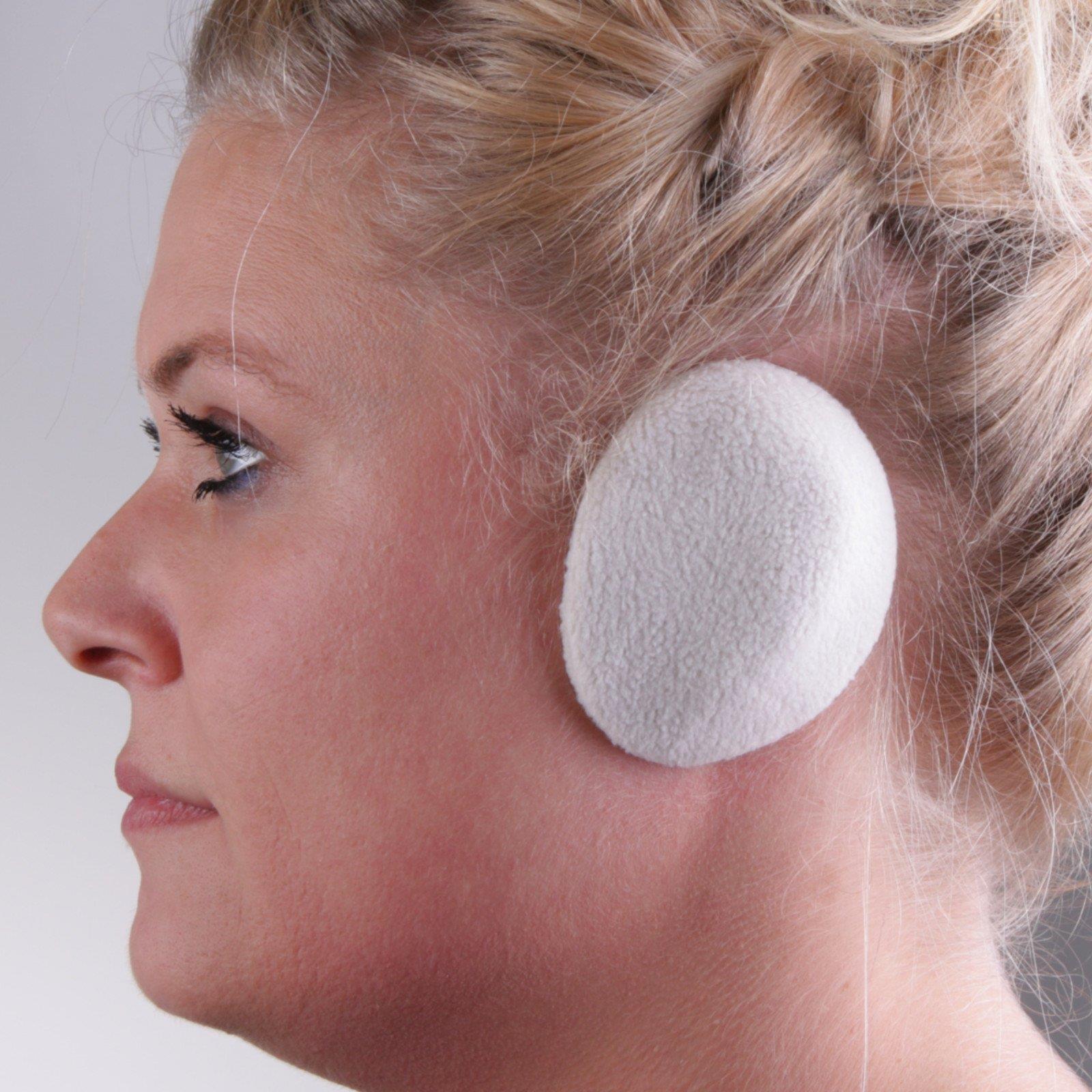 Earbags Ohrenwärmer Ohrenschützer mit Klickfeder ohne Bügel nur die Ohren warm