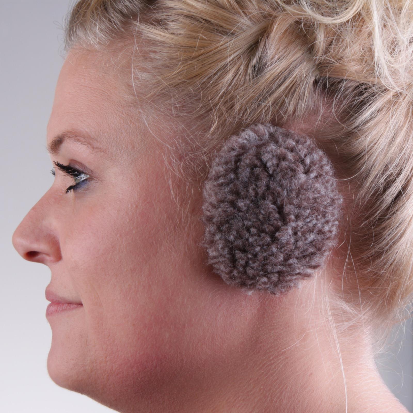 earbags fleece lammfell imitat ohrensch tzer ohrenw rmer m tze stirnband earbag ebay. Black Bedroom Furniture Sets. Home Design Ideas