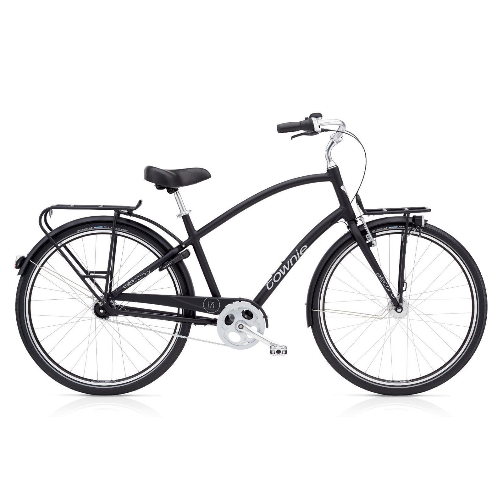Electra Townie Commute 7i EQ Herren Fahrrad 28Zoll Beach Cruiser Rad ...