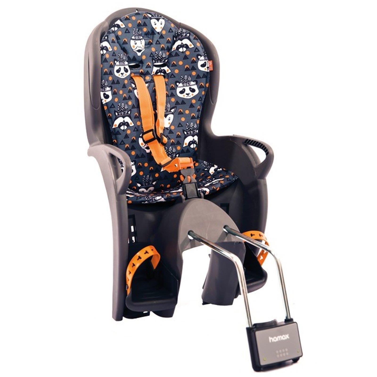 hamax kiss kinder fahrrad sitz 9 monate 22 kg sicherheit. Black Bedroom Furniture Sets. Home Design Ideas
