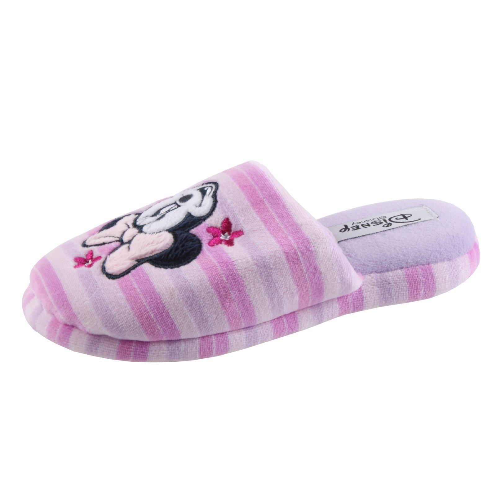 Disney Minnie Mouse Hausschuhe Pantoffeln Puschen Kinder