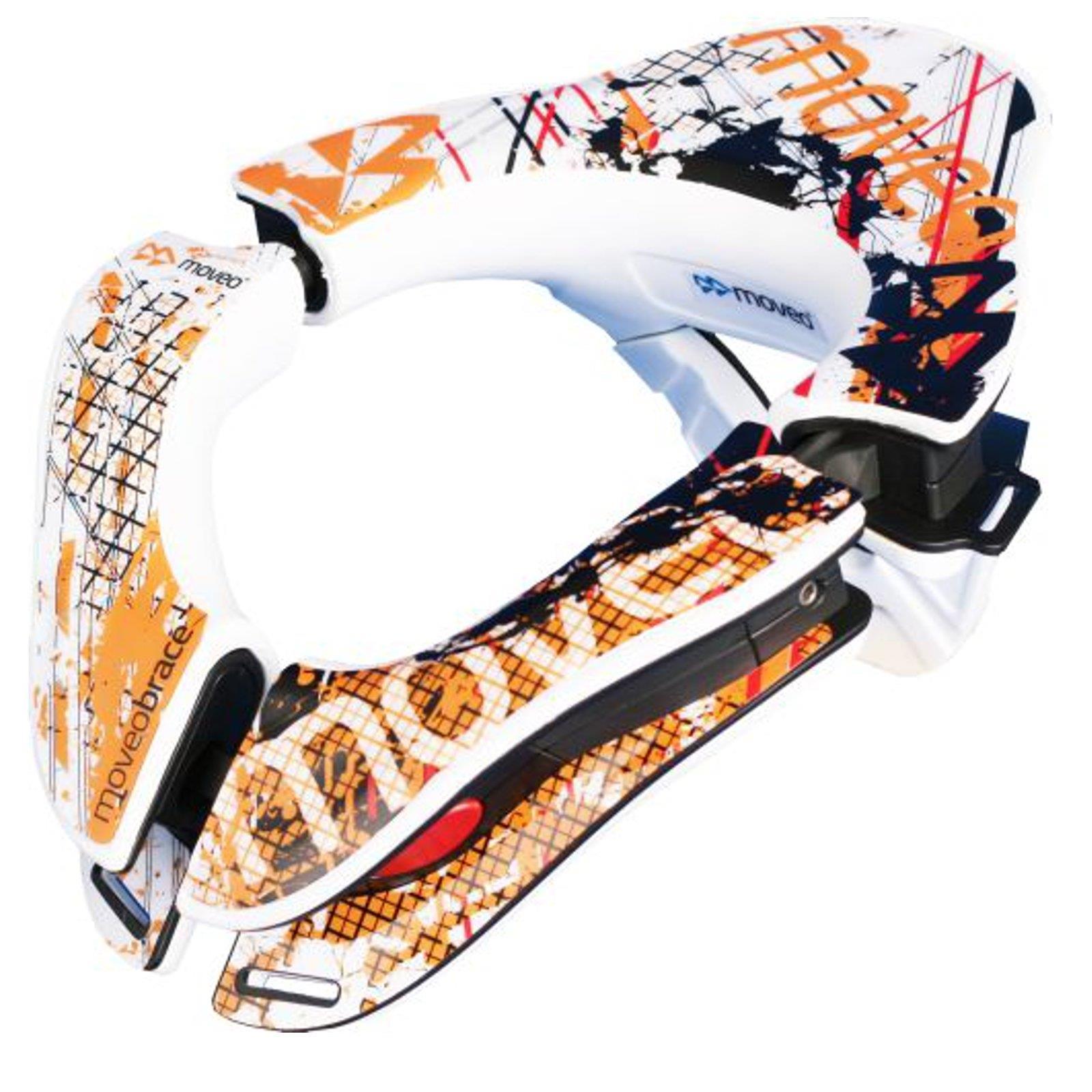Moveo-Sticker-DEKOR-Kit-Rush-DEAufkleber-Protektor-Neck-Brace-Decor-MX-Enduro