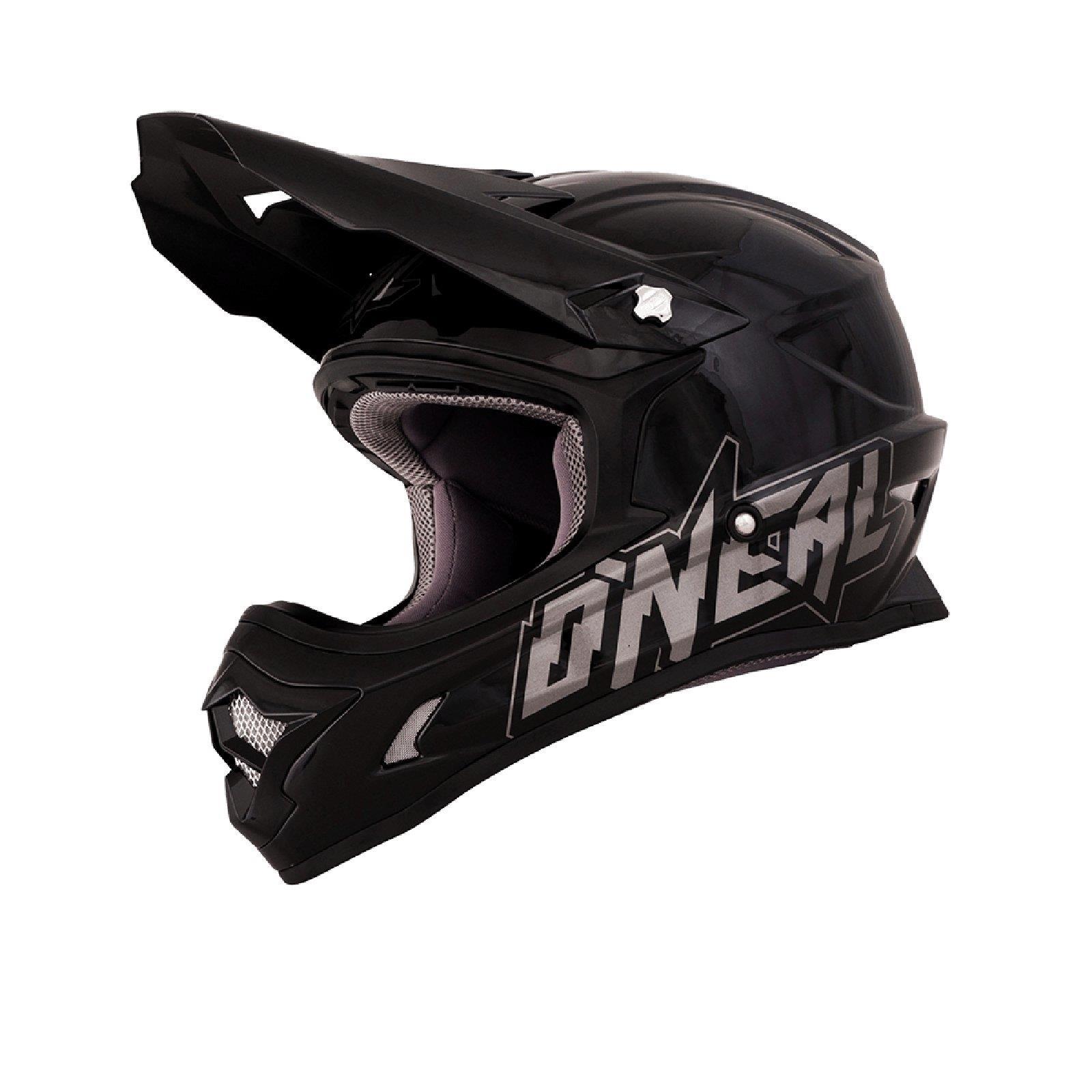 ONeal-3Series-MX-Helm-schwarz-Cross-Motorrad-Motocross-Enduro-Offroad-Quad-ATV