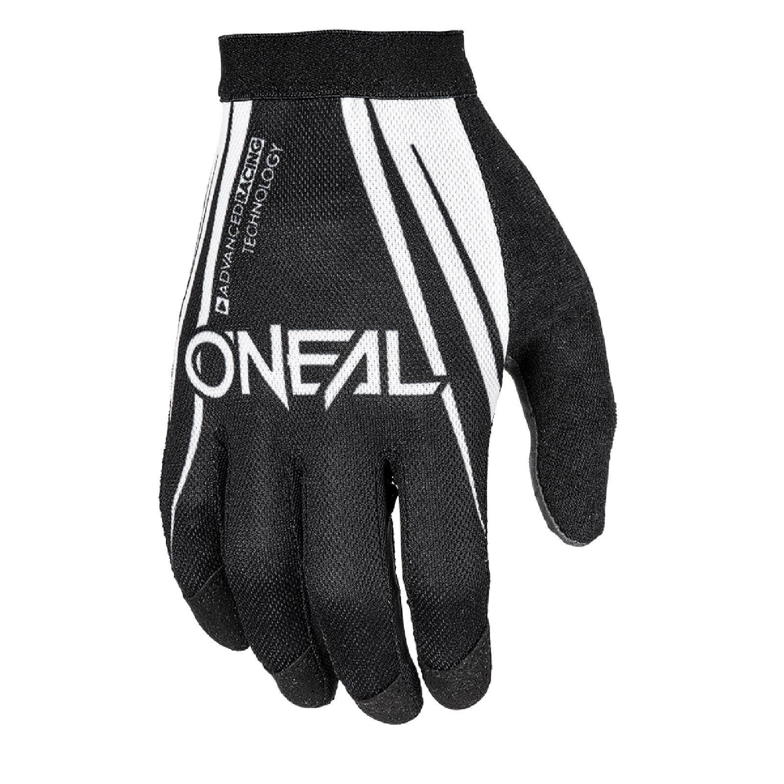 O /'Neal AMX gant bloquants Noir DH alpin FR MTB BMX Mountain Bike Glove