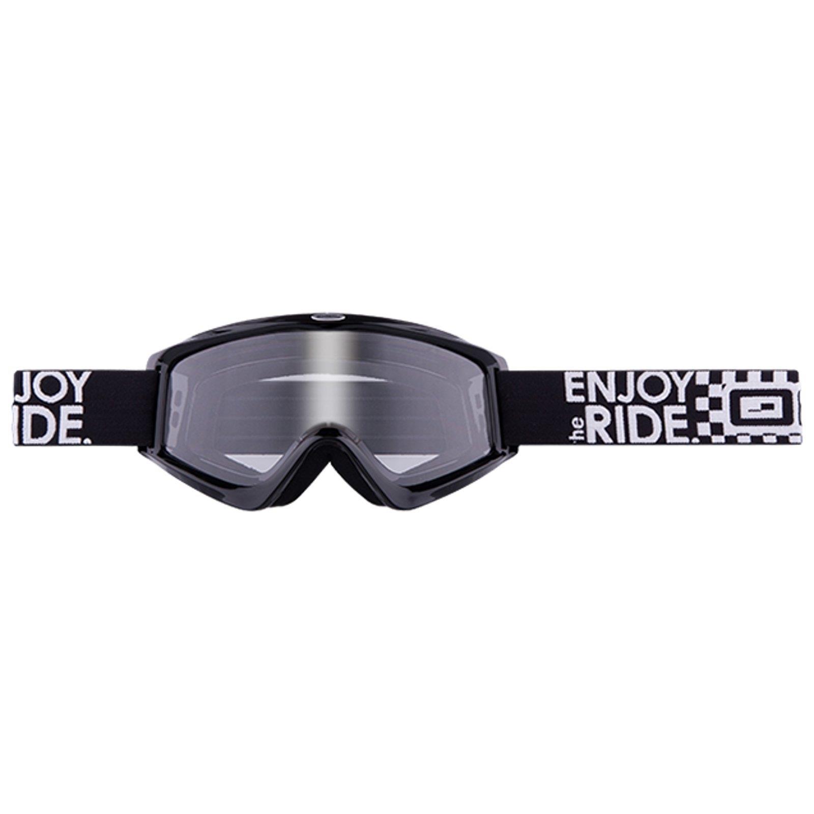ONeal-B-ZERO-Goggle-MOTOCROSS-DOWNHILL-CROSS-MX-Occhiali-DH-ENDURO-Bzero-MOTO miniatura 10